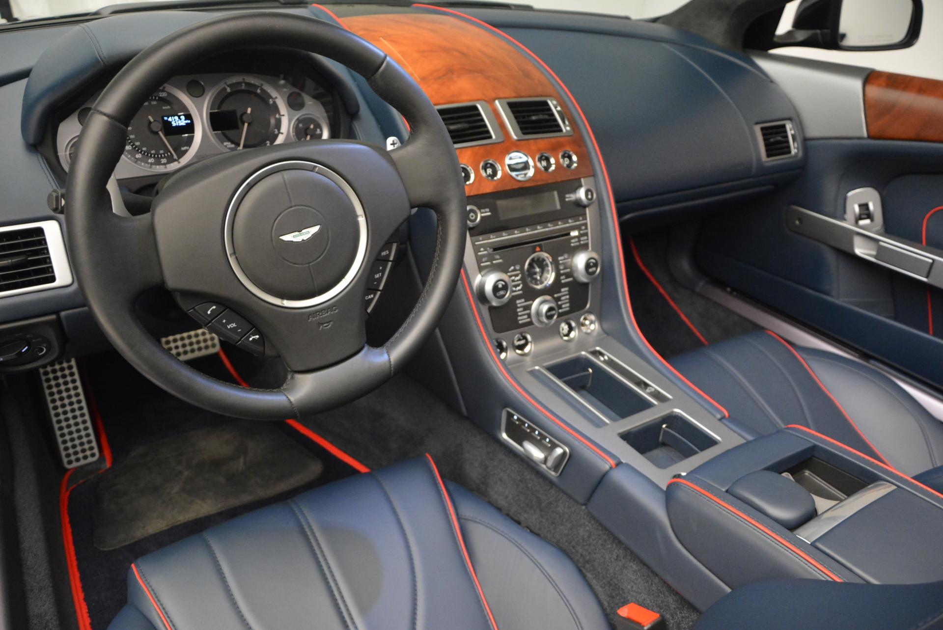 Used 2014 Aston Martin DB9 Volante For Sale In Greenwich, CT 519_p14