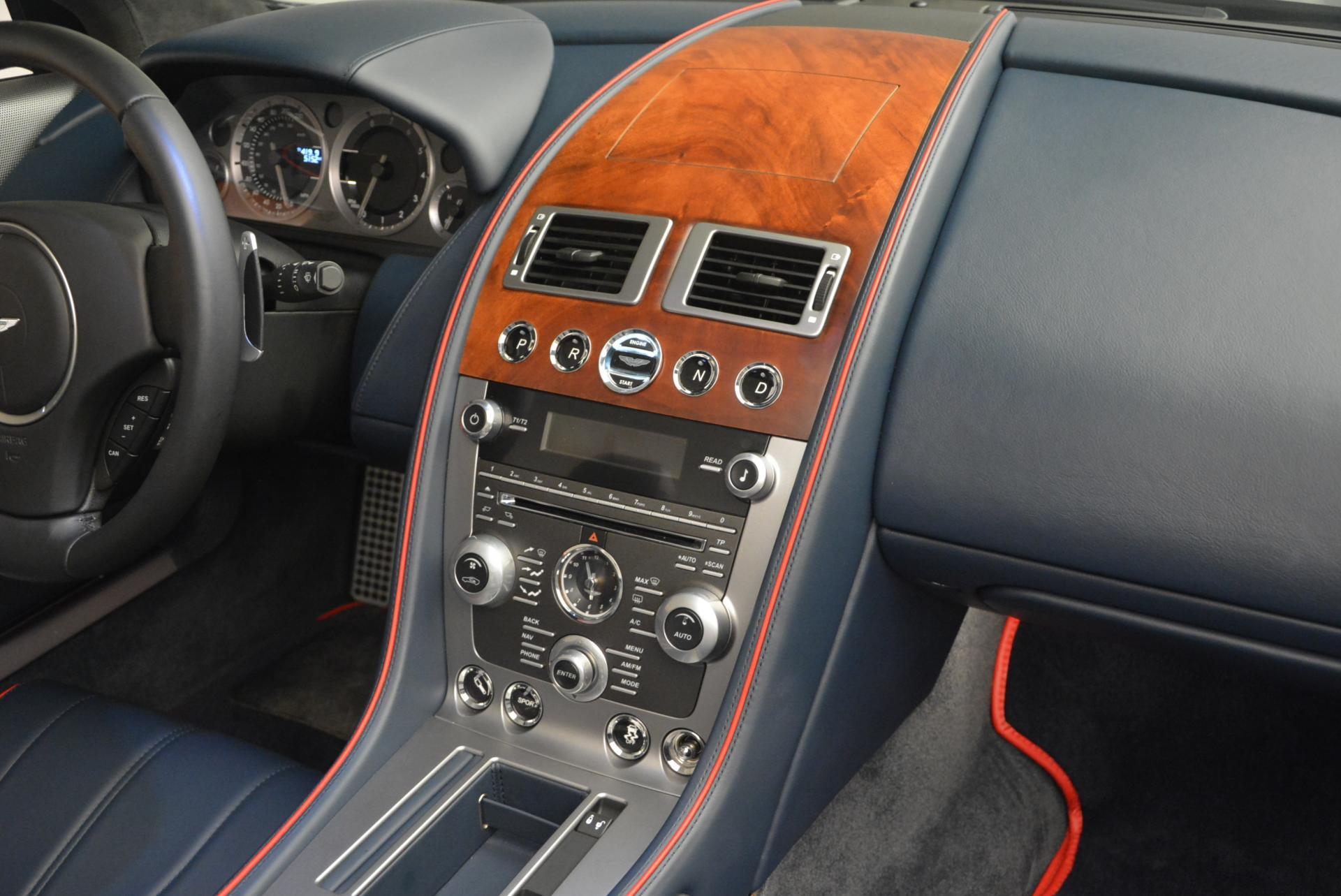 Used 2014 Aston Martin DB9 Volante For Sale In Greenwich, CT 519_p19