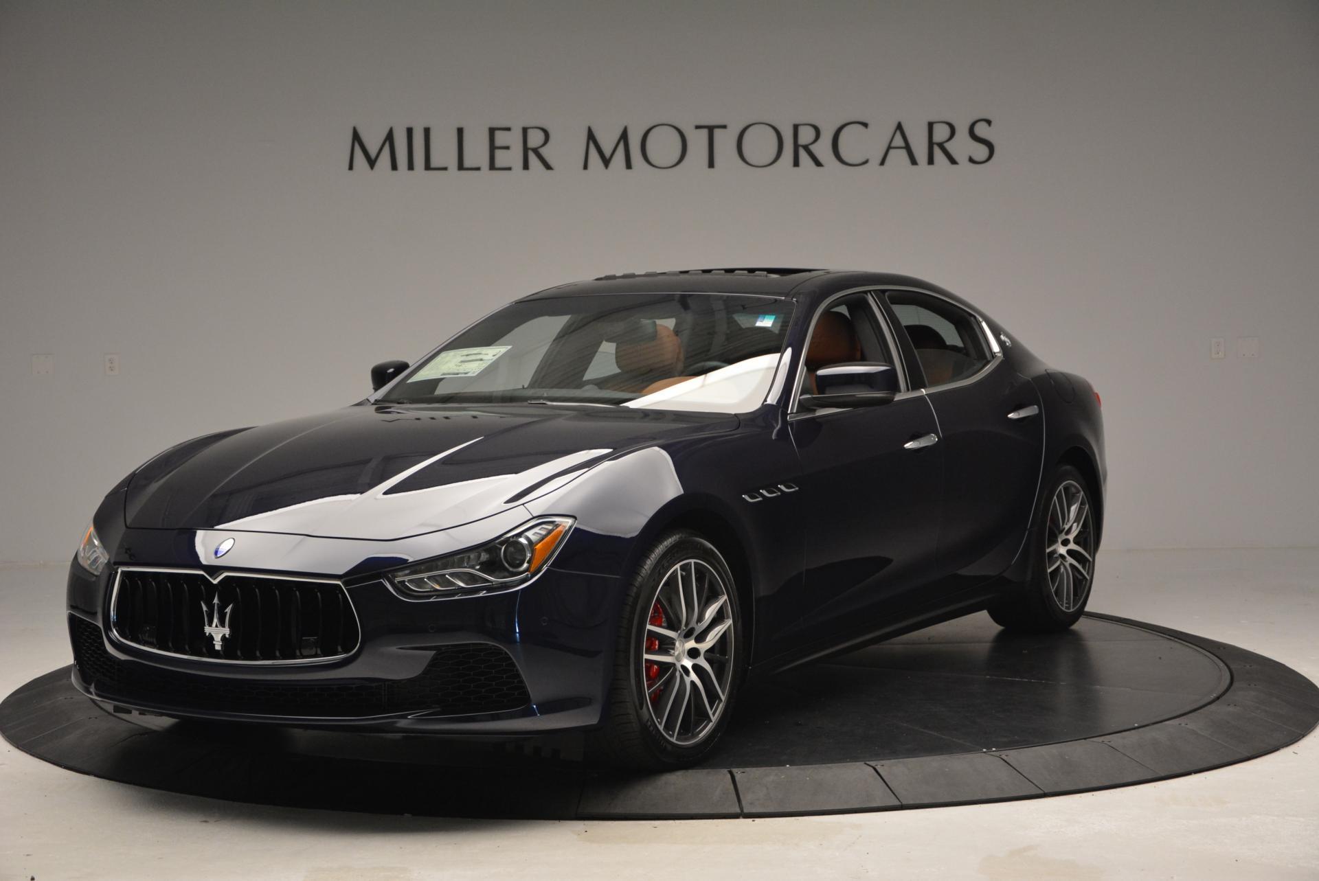 New 2016 Maserati Ghibli S Q4 For Sale In Greenwich, CT 52_main