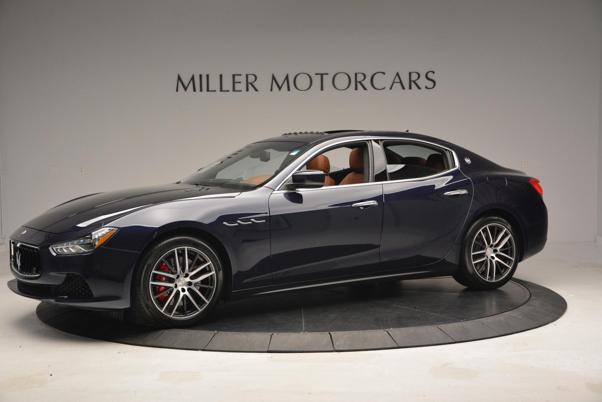New 2016 Maserati Ghibli S Q4 For Sale In Greenwich, CT 52_p2