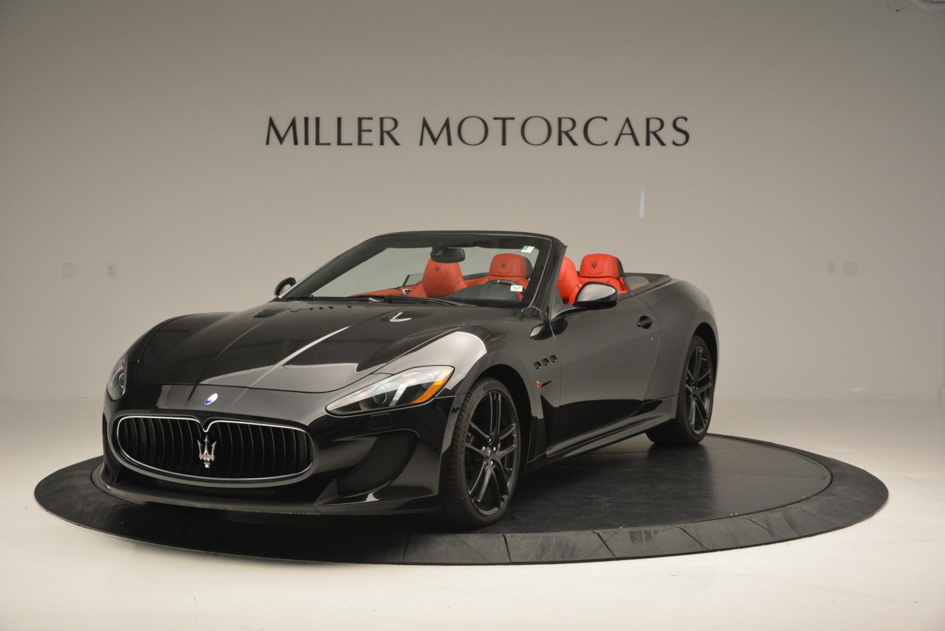 Used 2013 Maserati GranTurismo MC For Sale In Greenwich, CT 521_main