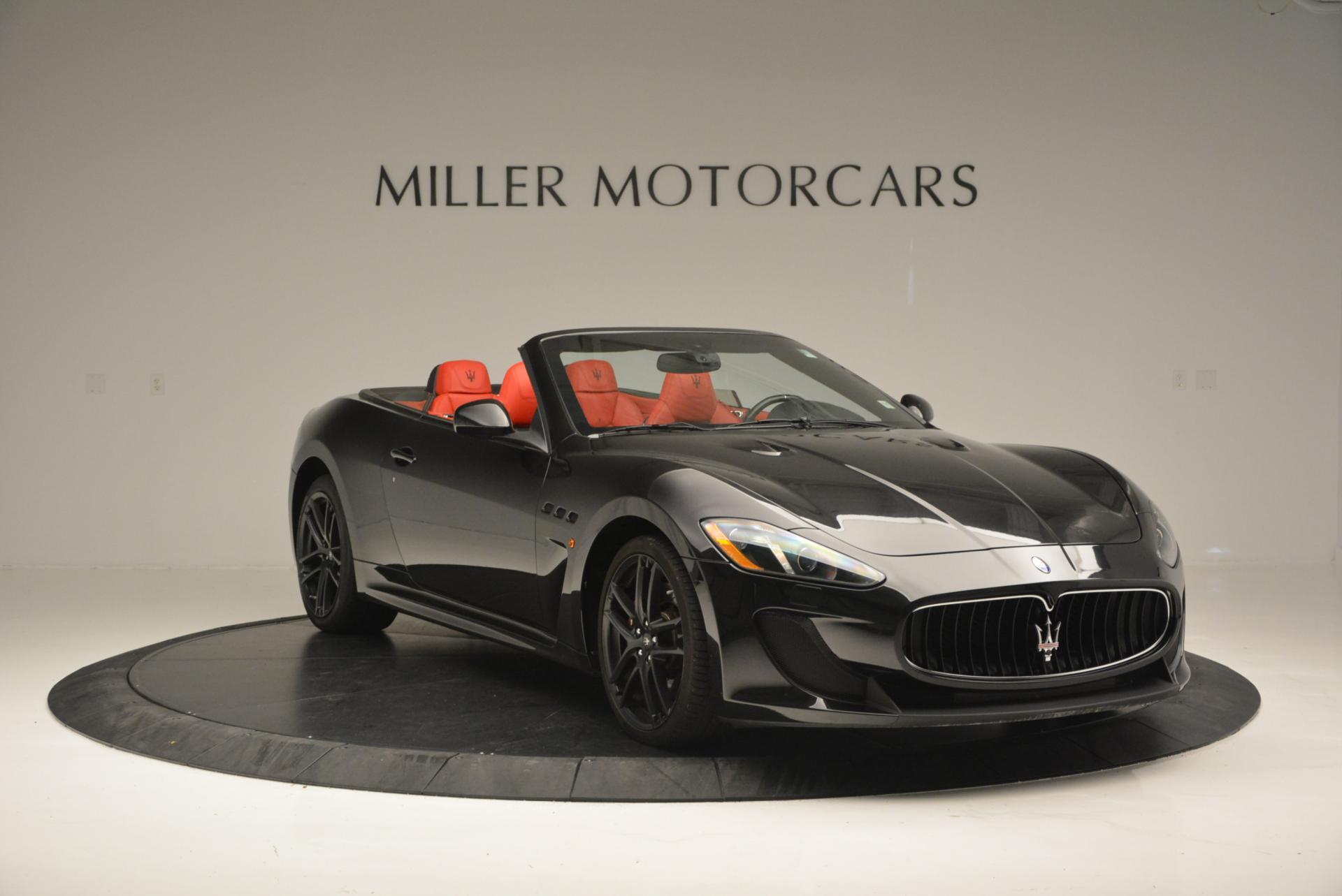 Used 2013 Maserati GranTurismo MC For Sale In Greenwich, CT 521_p11