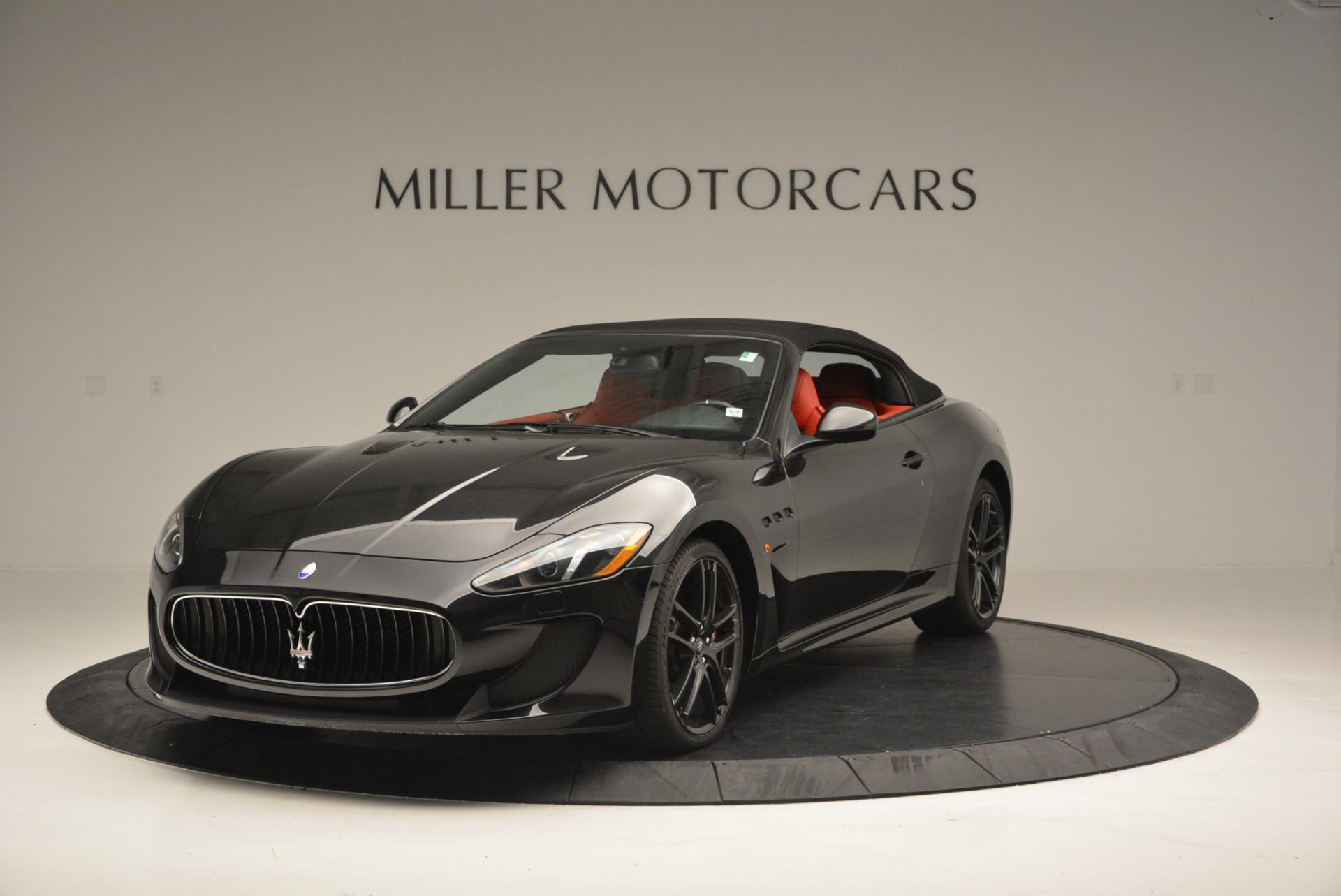 Used 2013 Maserati GranTurismo MC For Sale In Greenwich, CT 521_p13