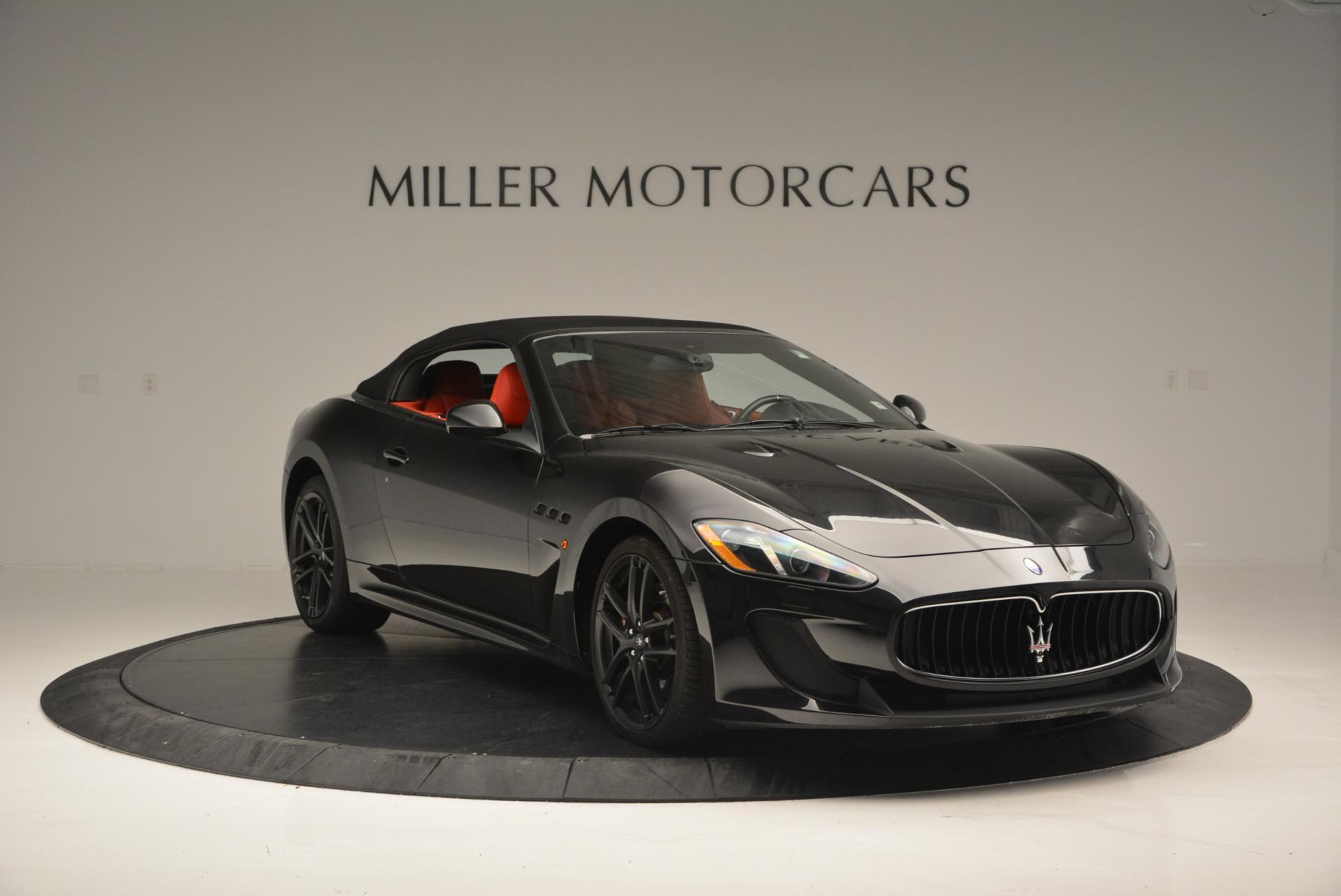 Used 2013 Maserati GranTurismo MC For Sale In Greenwich, CT 521_p18