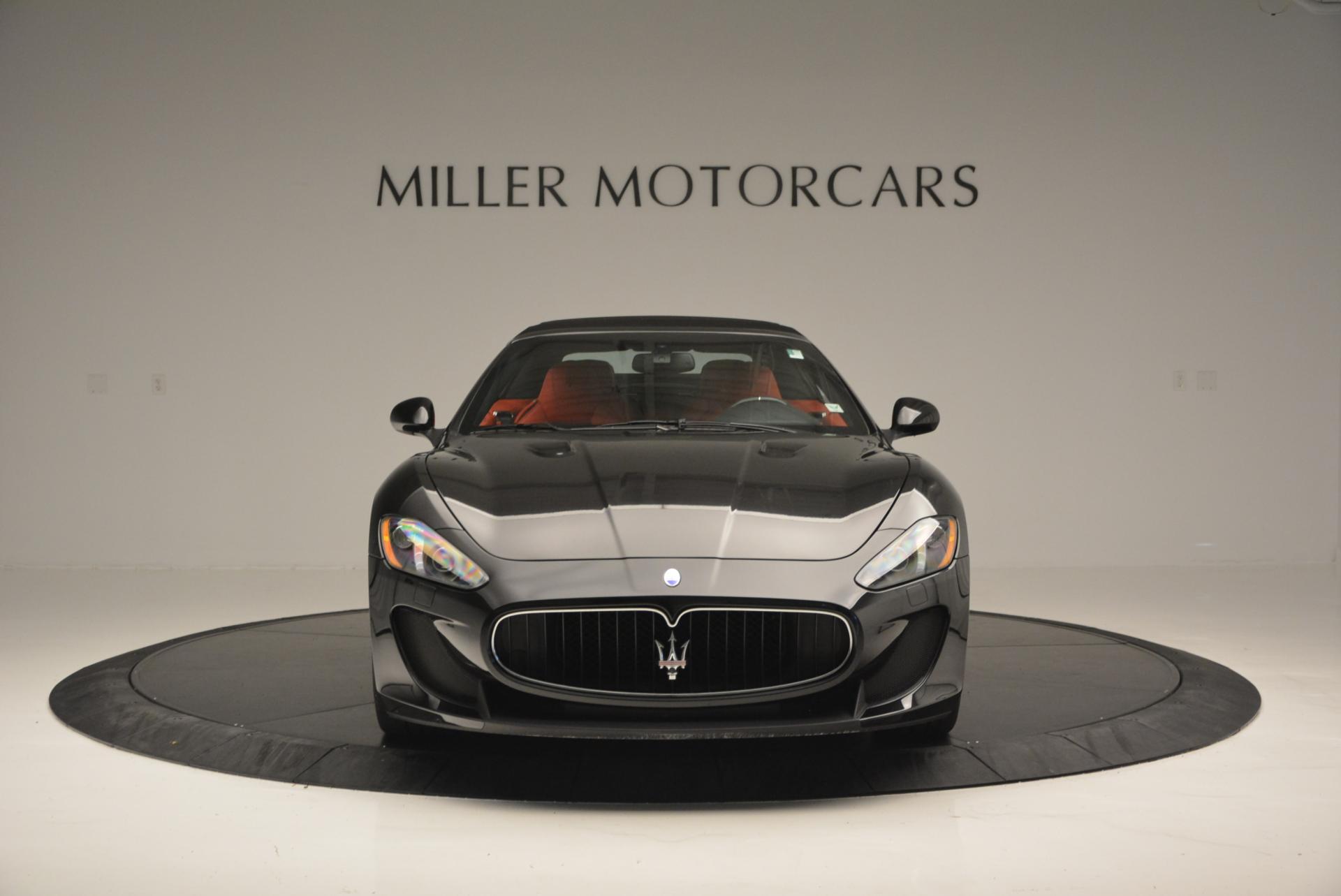 Used 2013 Maserati GranTurismo MC For Sale In Greenwich, CT 521_p19