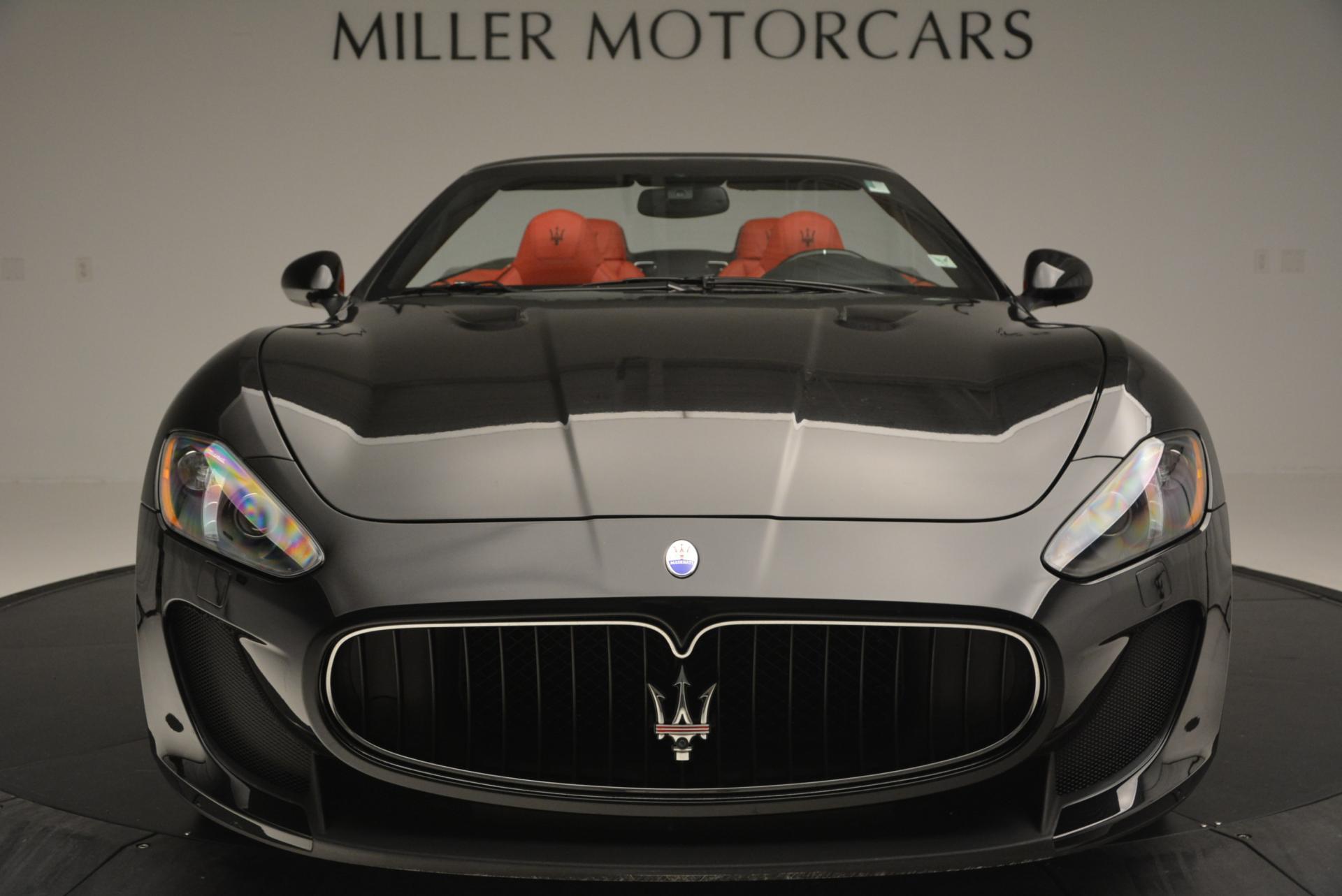 Used 2013 Maserati GranTurismo MC For Sale In Greenwich, CT 521_p20
