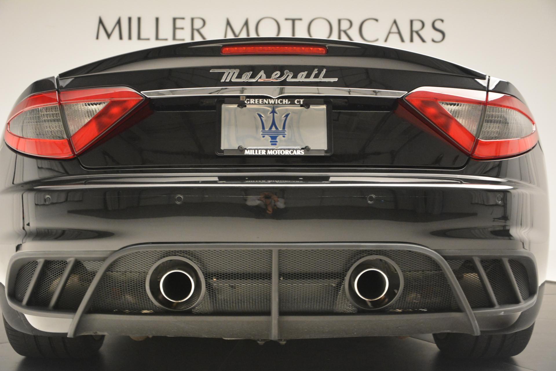 Used 2013 Maserati GranTurismo MC For Sale In Greenwich, CT 521_p21