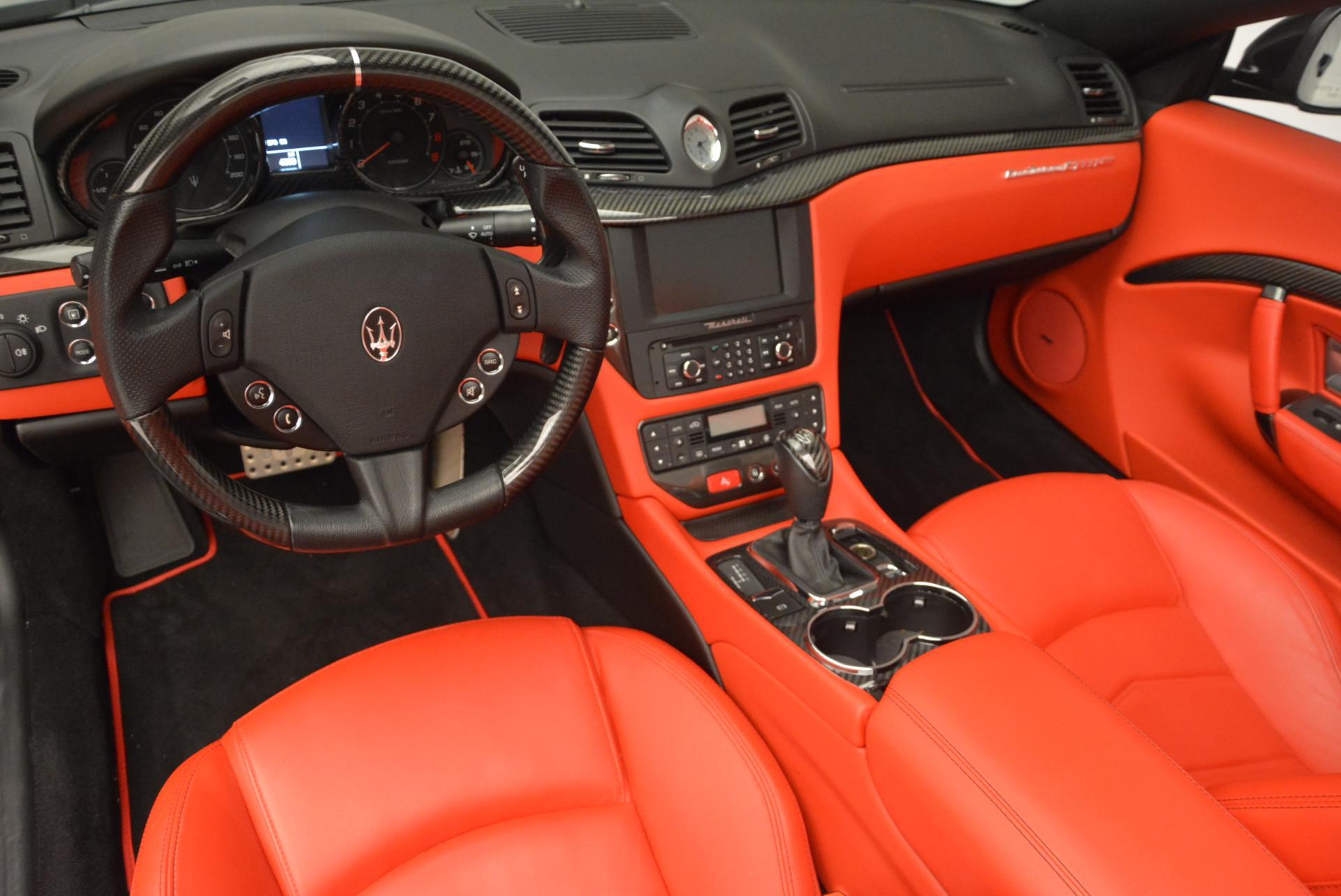 Used 2013 Maserati GranTurismo MC For Sale In Greenwich, CT 521_p22