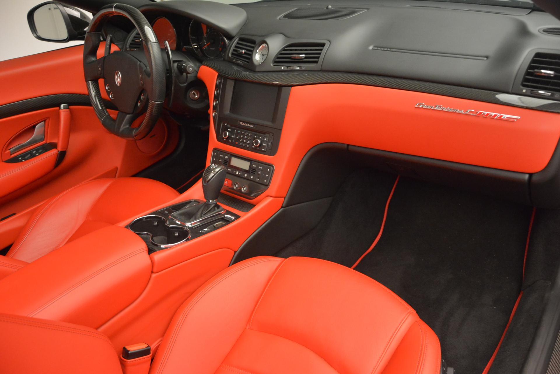 Used 2013 Maserati GranTurismo MC For Sale In Greenwich, CT 521_p27