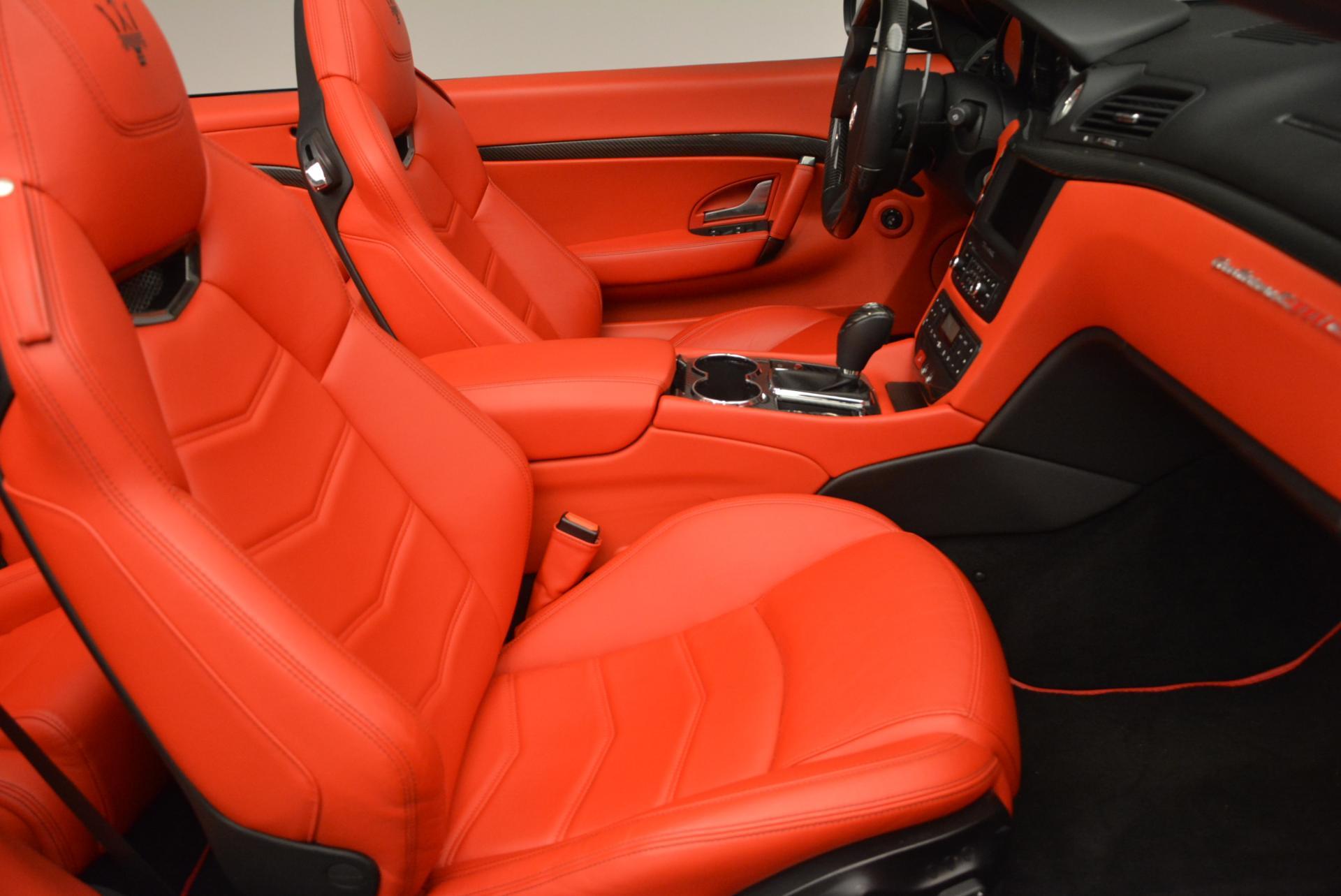 Used 2013 Maserati GranTurismo MC For Sale In Greenwich, CT 521_p28