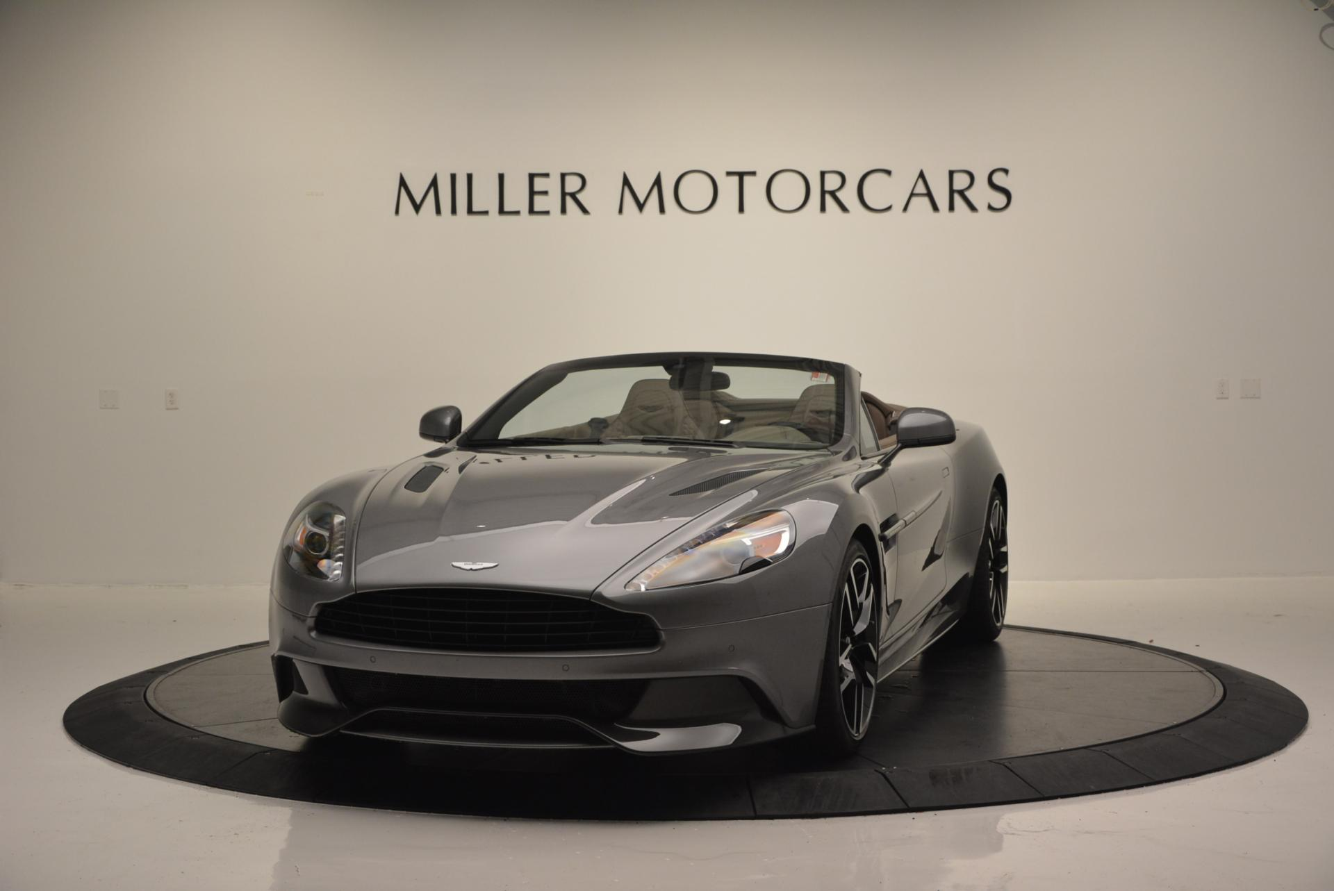 New 2016 Aston Martin Vanquish Volante For Sale In Greenwich, CT 522_main