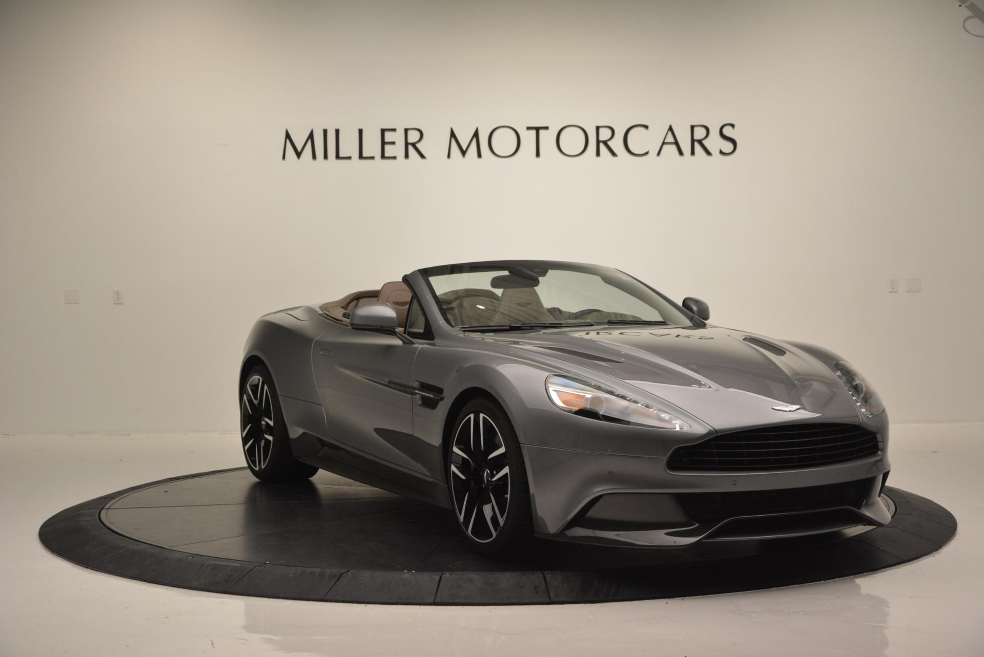 New 2016 Aston Martin Vanquish Volante For Sale In Greenwich, CT 522_p11