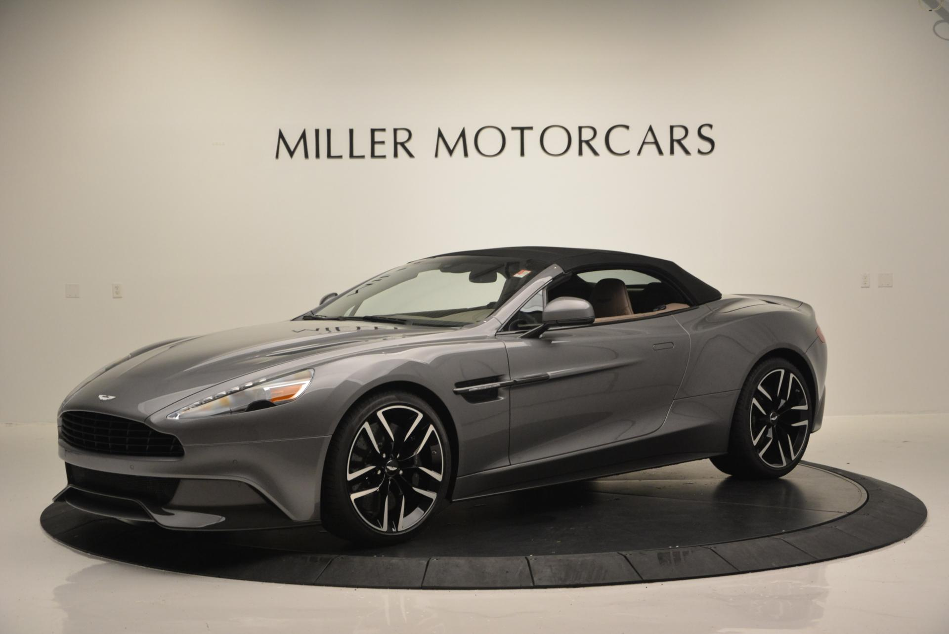 New 2016 Aston Martin Vanquish Volante For Sale In Greenwich, CT 522_p15