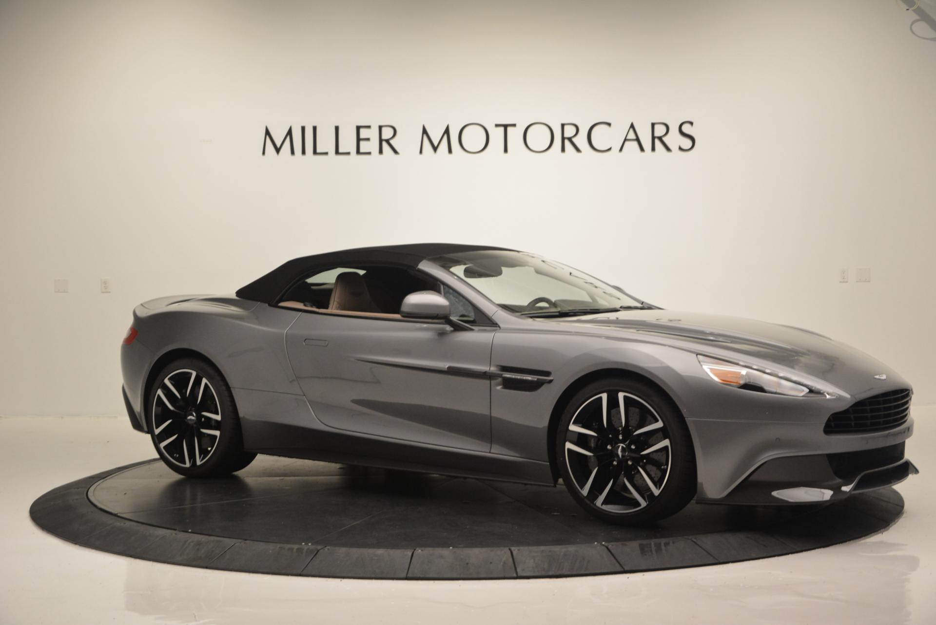 New 2016 Aston Martin Vanquish Volante For Sale In Greenwich, CT 522_p18