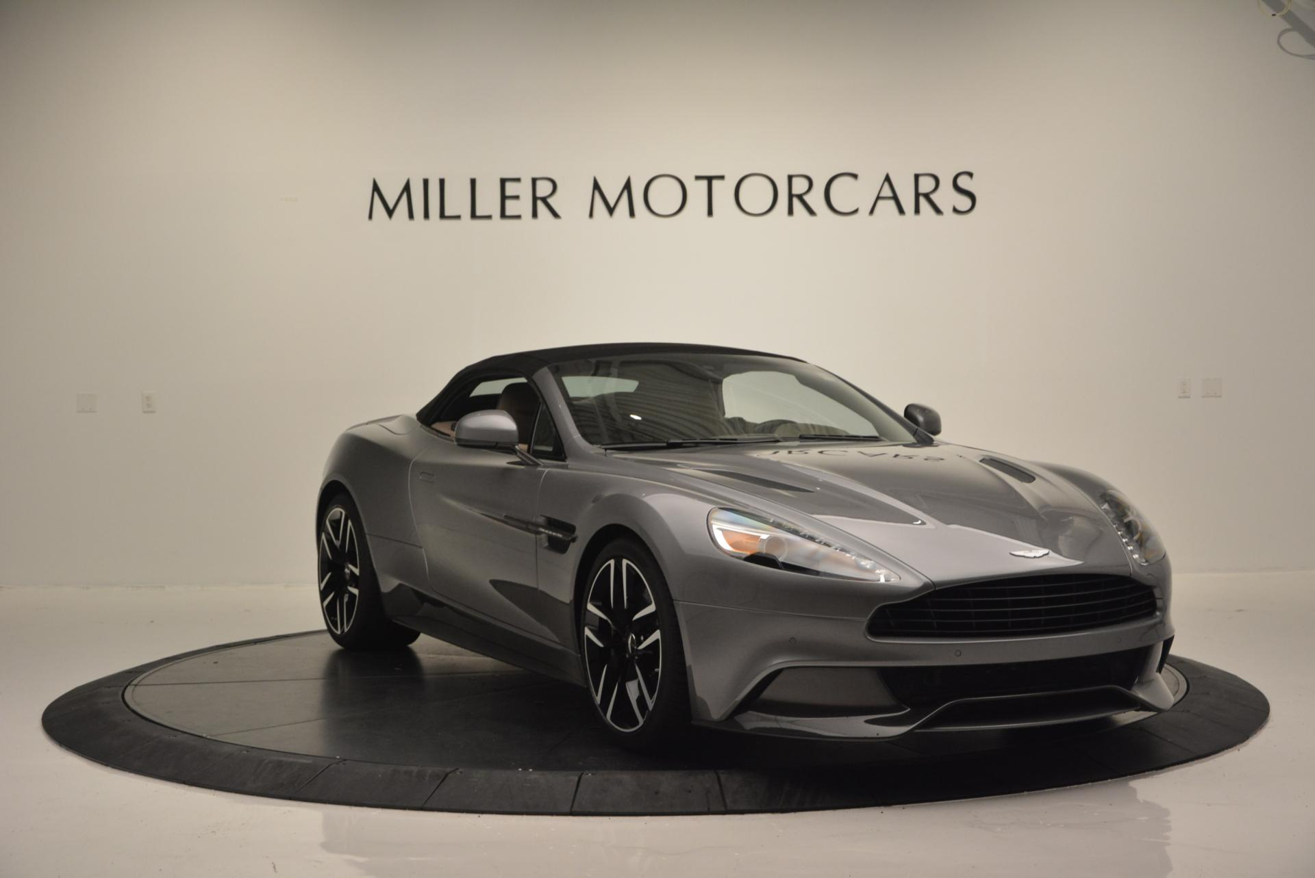 New 2016 Aston Martin Vanquish Volante For Sale In Greenwich, CT 522_p19