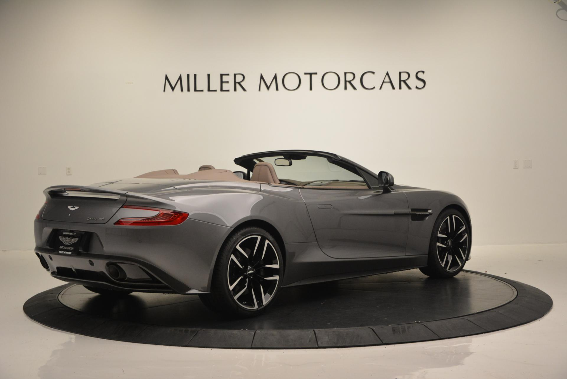 New 2016 Aston Martin Vanquish Volante For Sale In Greenwich, CT 522_p8