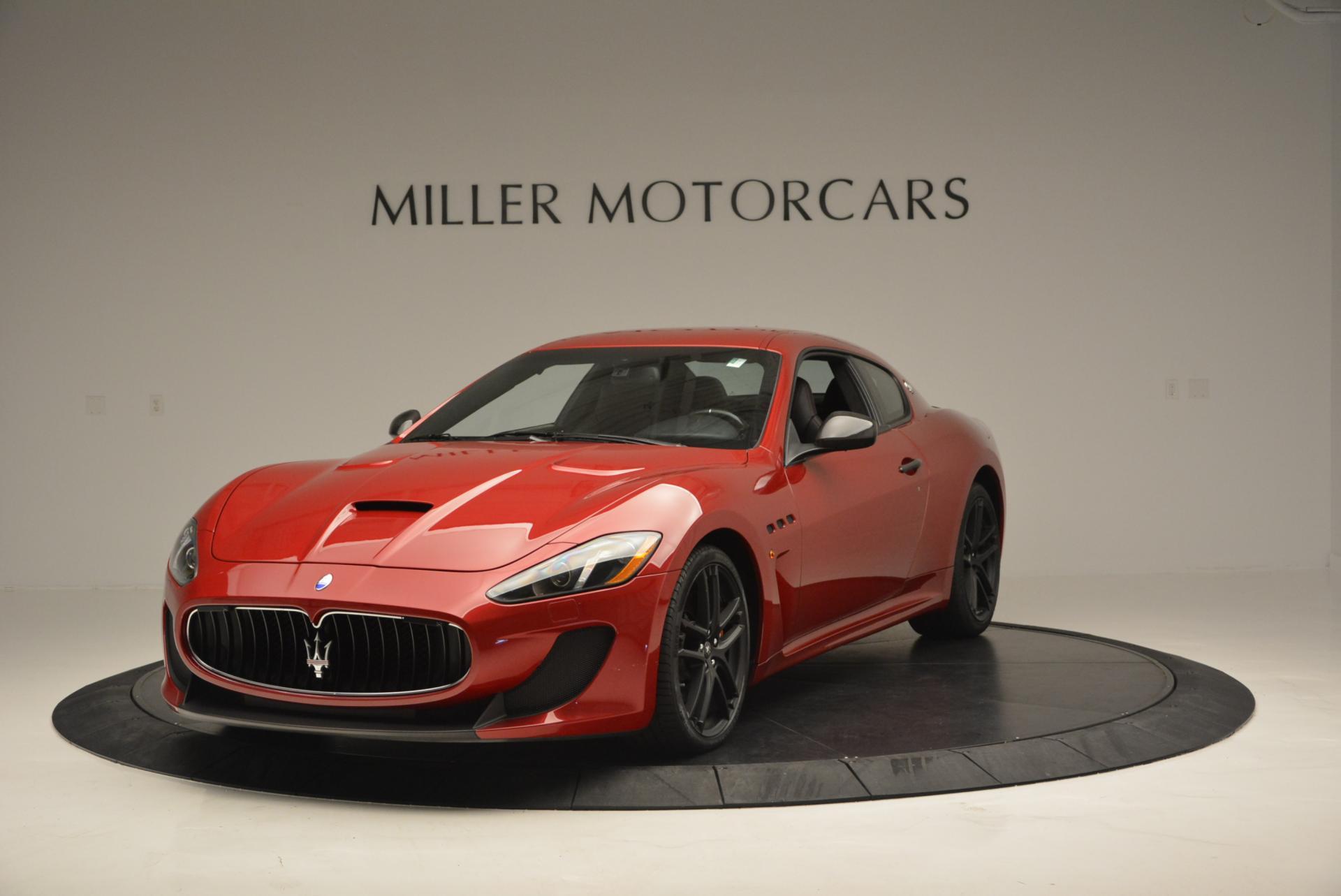 Used 2014 Maserati GranTurismo MC For Sale In Greenwich, CT 525_main