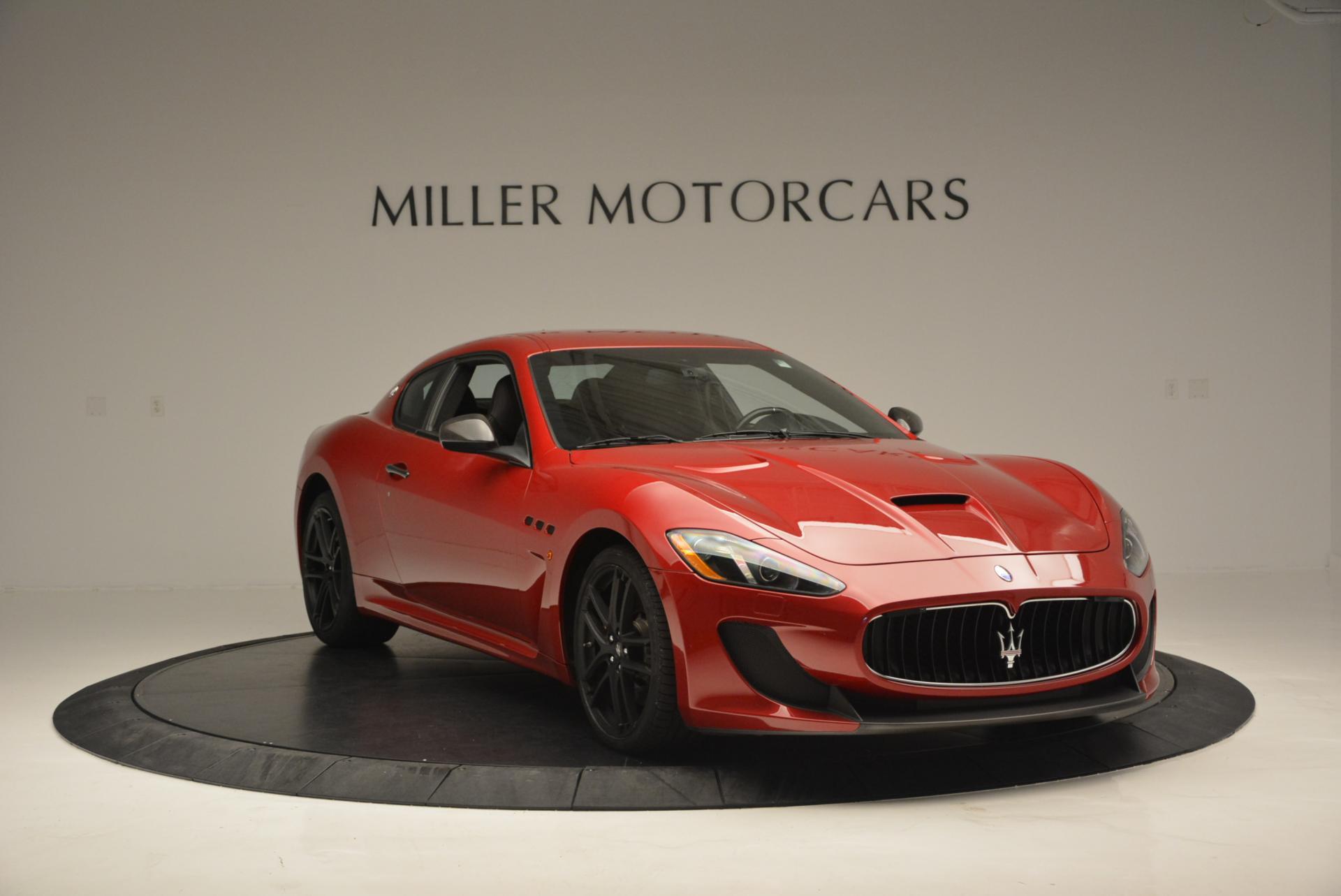 Used 2014 Maserati GranTurismo MC For Sale In Greenwich, CT 525_p11
