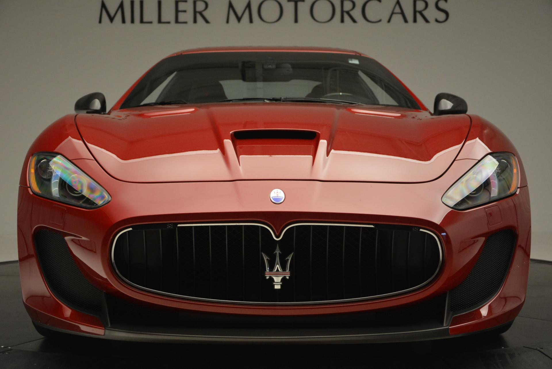 Used 2014 Maserati GranTurismo MC For Sale In Greenwich, CT 525_p13