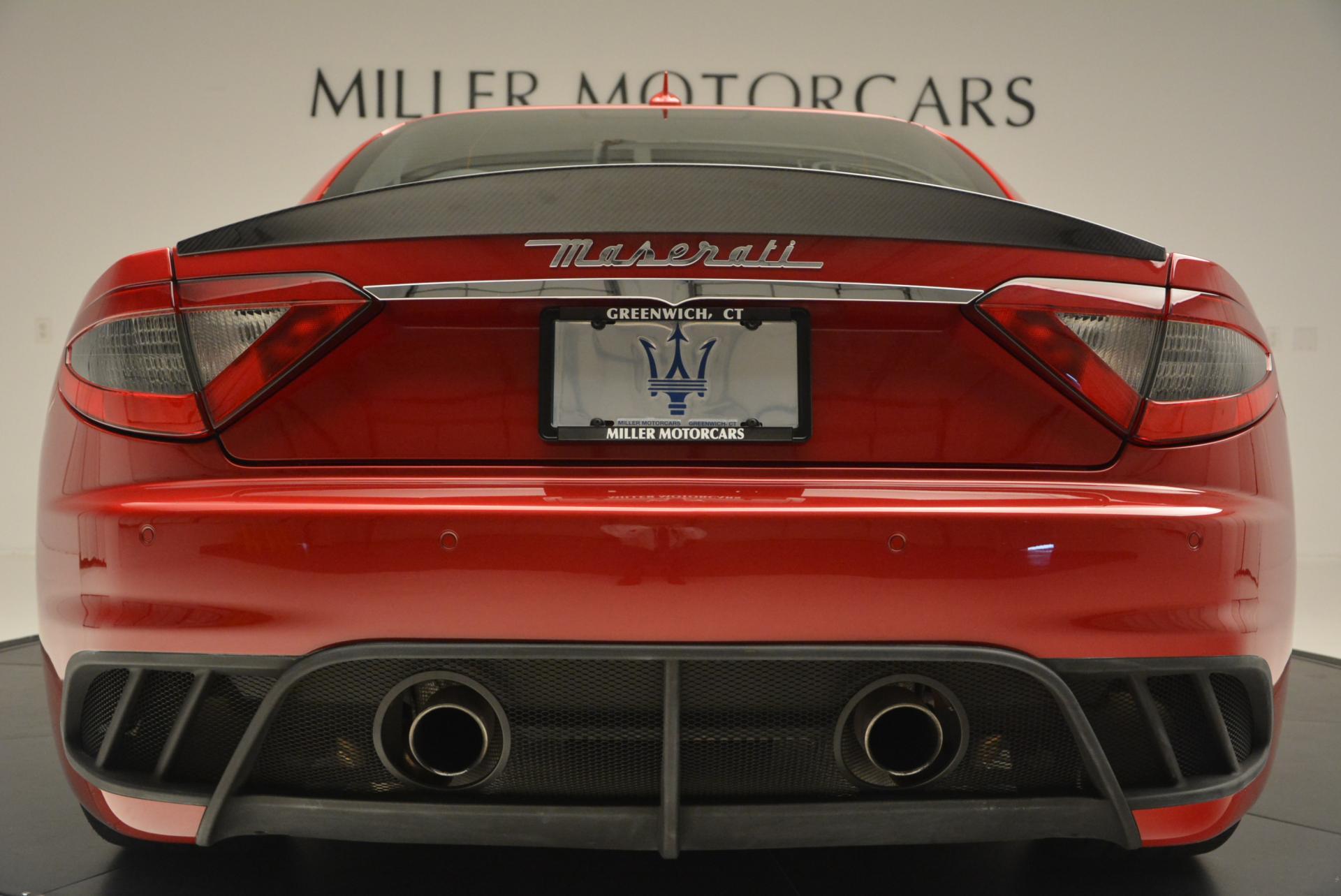 Used 2014 Maserati GranTurismo MC For Sale In Greenwich, CT 525_p15