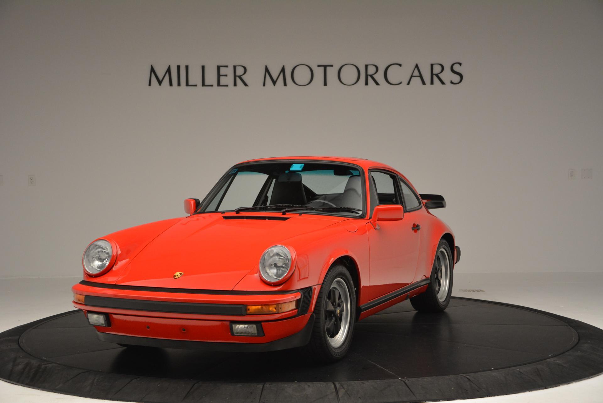 Used 1988 Porsche 911 Carrera For Sale In Greenwich, CT 527_main