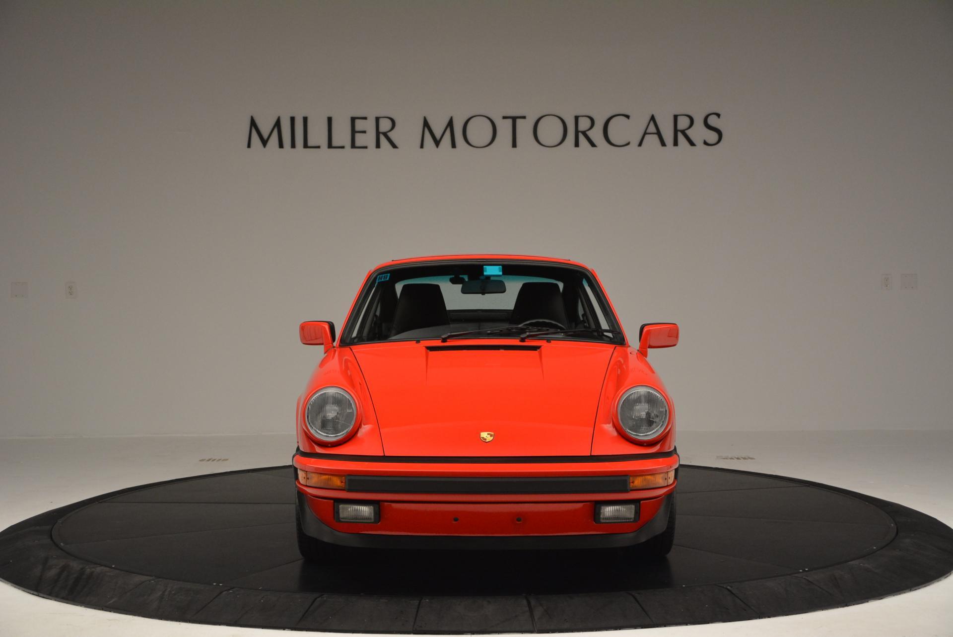 Used 1988 Porsche 911 Carrera For Sale In Greenwich, CT 527_p12