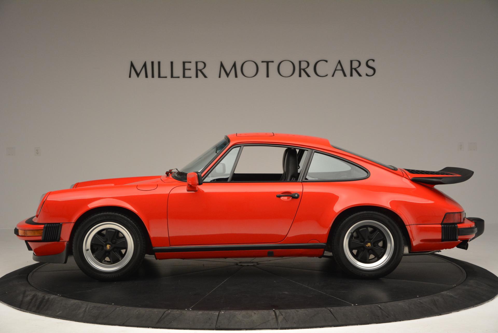 Used 1988 Porsche 911 Carrera For Sale In Greenwich, CT 527_p3