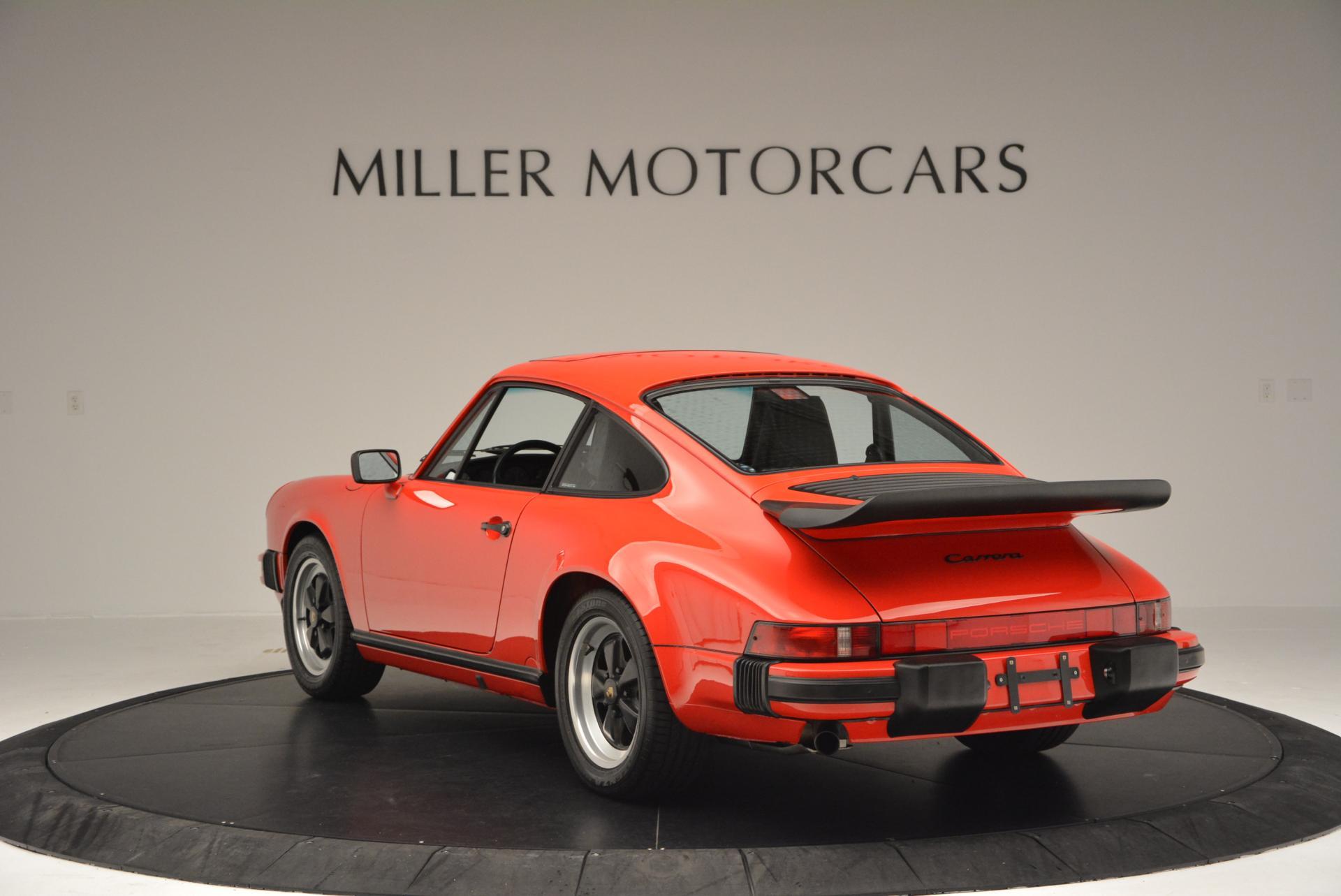 Used 1988 Porsche 911 Carrera For Sale In Greenwich, CT 527_p5