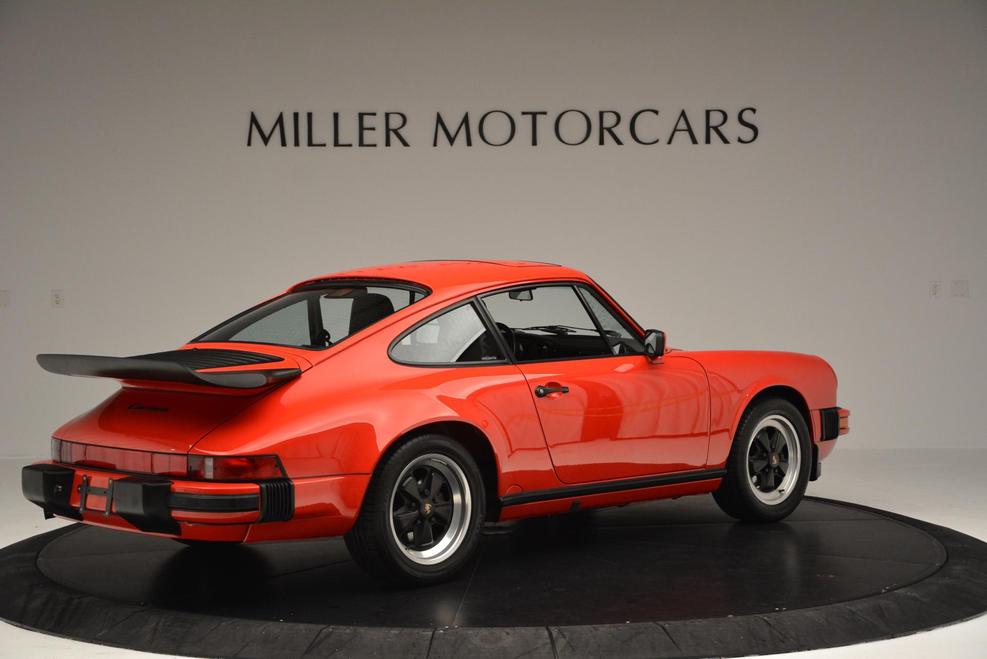 Used 1988 Porsche 911 Carrera For Sale In Greenwich, CT 527_p8