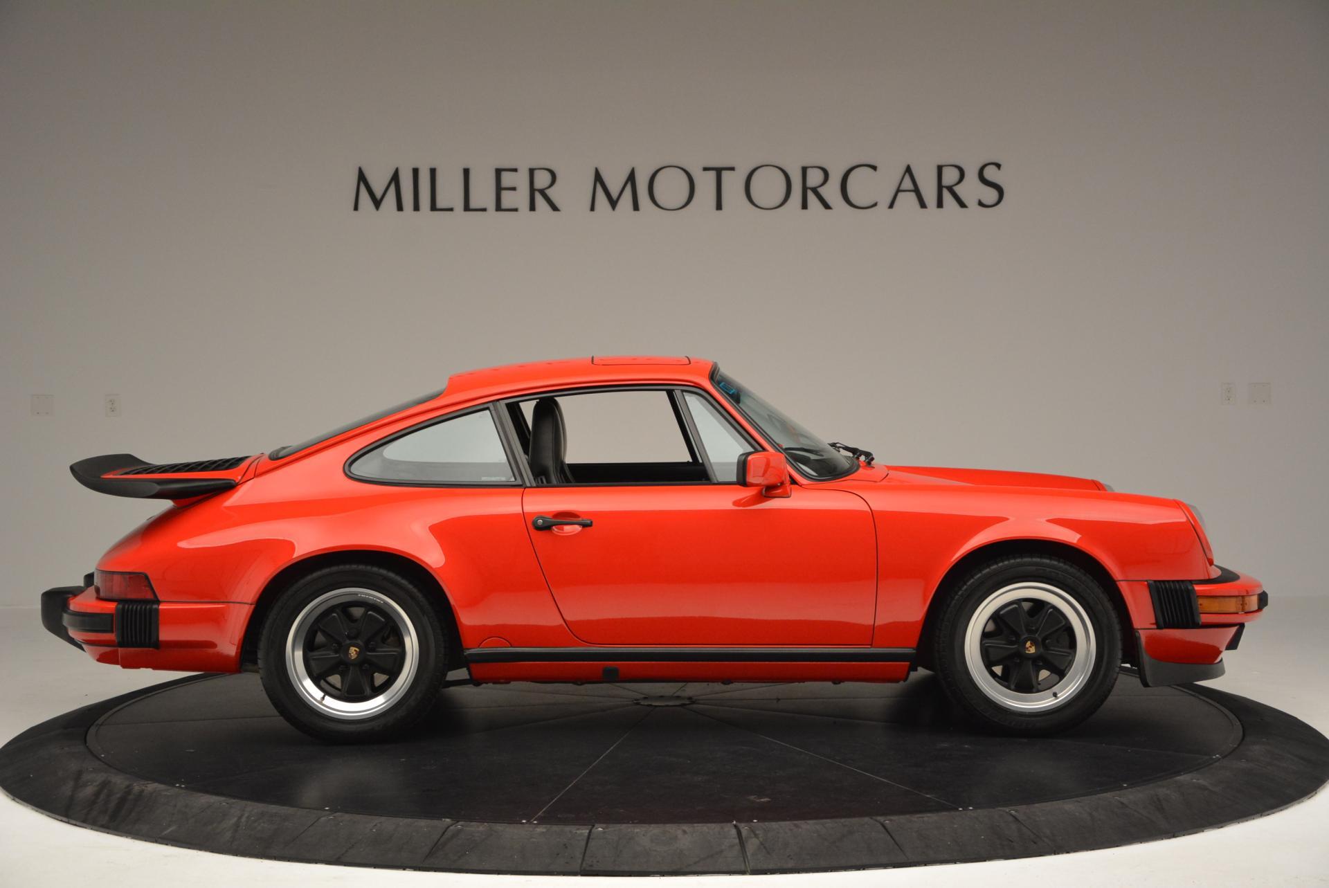 Used 1988 Porsche 911 Carrera For Sale In Greenwich, CT 527_p9