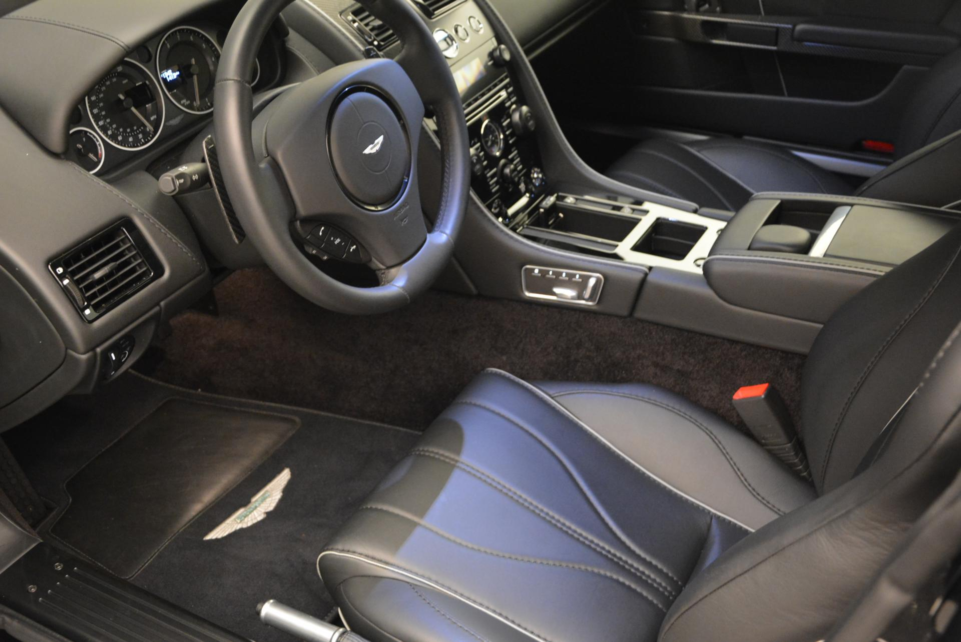 Used 2015 Aston Martin DB9 Carbon Edition For Sale In Greenwich, CT 528_p13