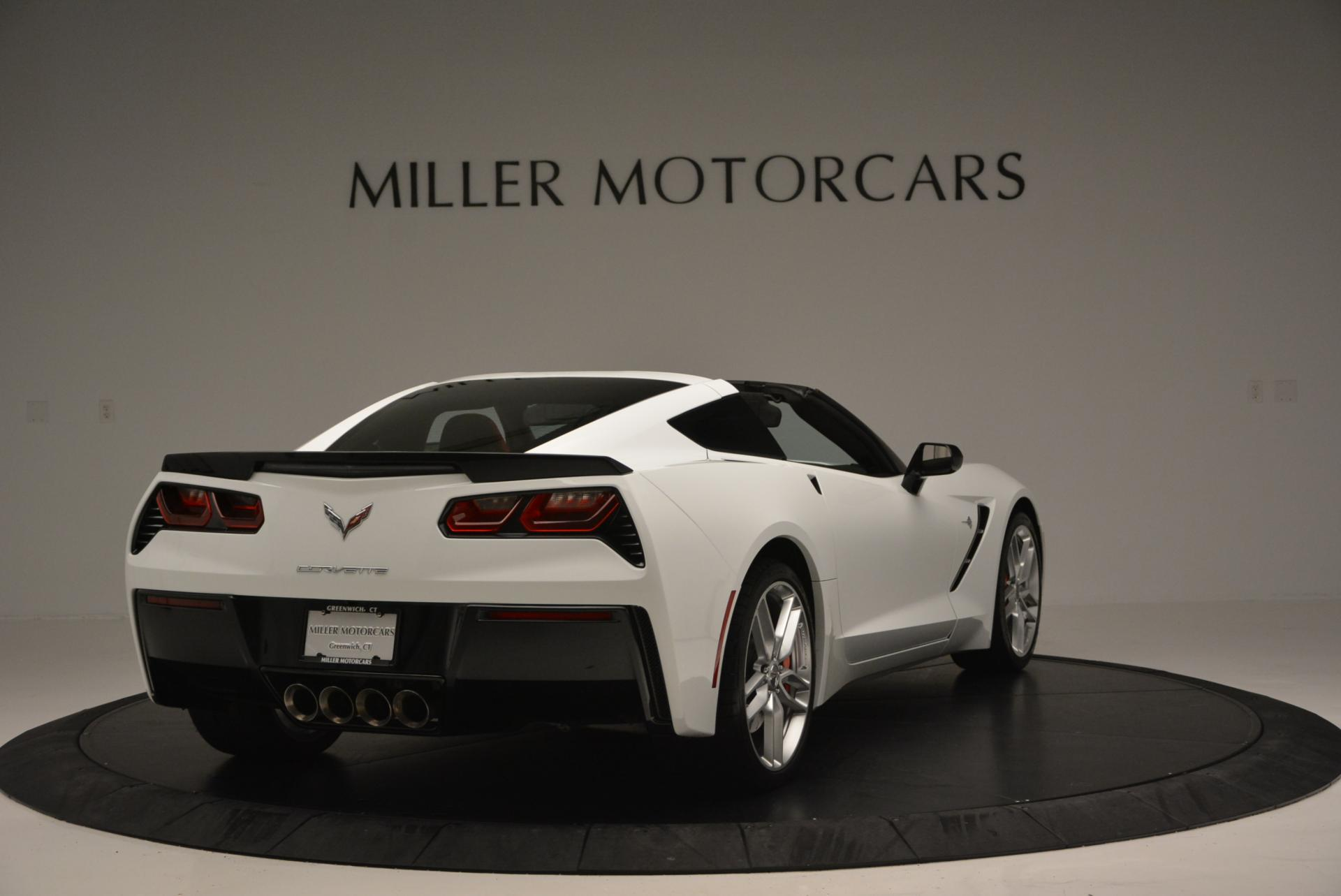 Used 2014 Chevrolet Corvette Stingray Z51 For Sale In Greenwich, CT 529_p11