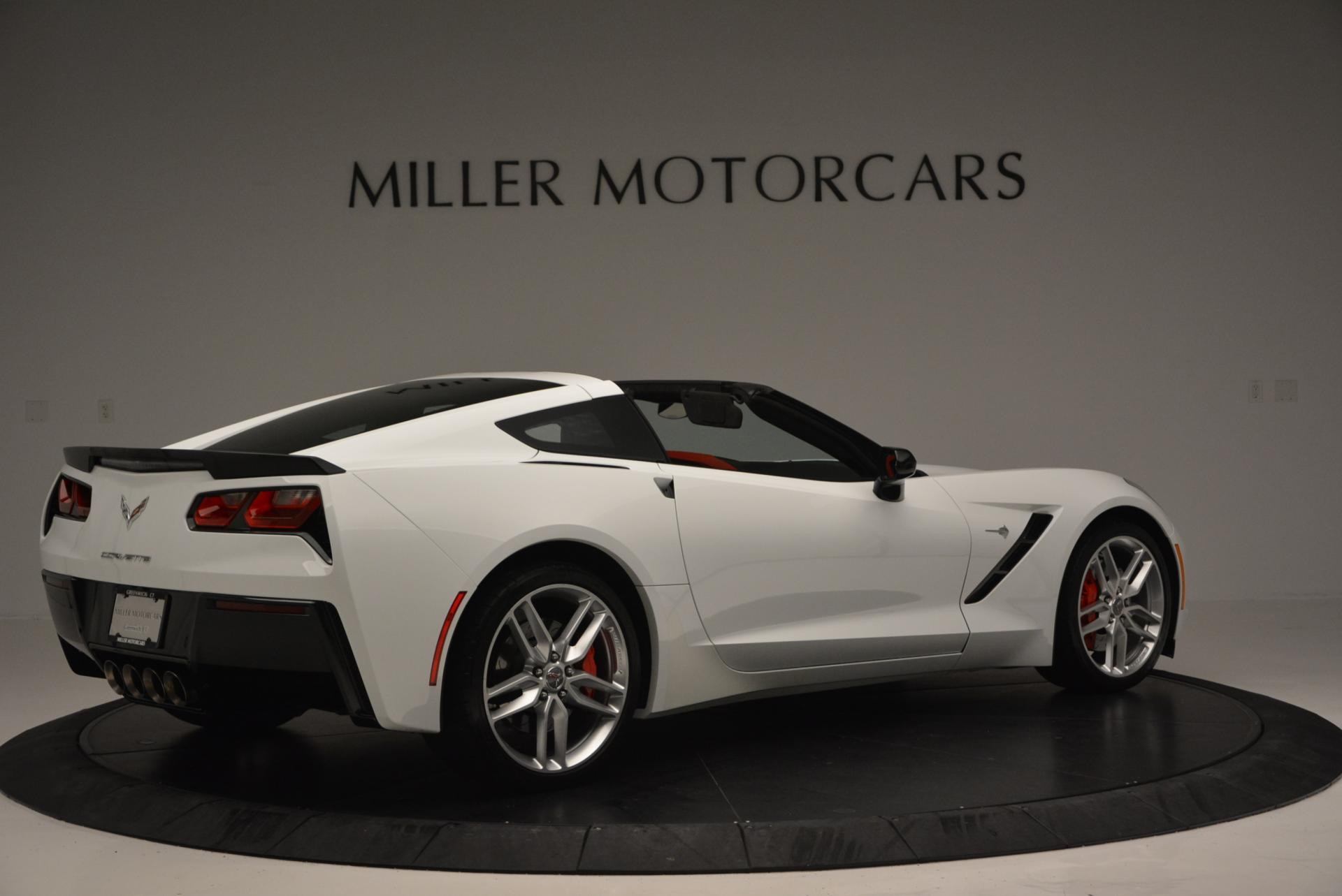 Used 2014 Chevrolet Corvette Stingray Z51 For Sale In Greenwich, CT 529_p12