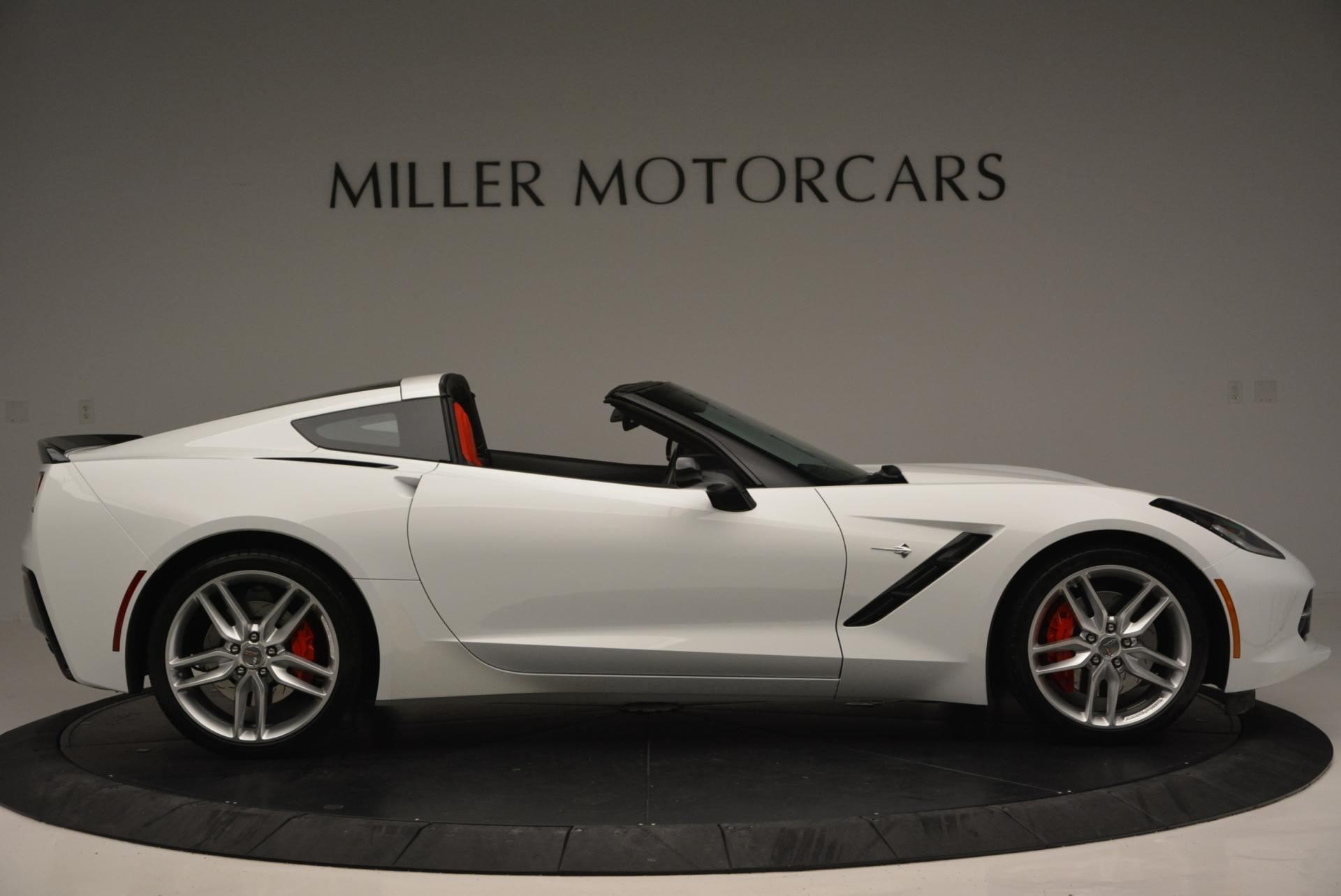 Used 2014 Chevrolet Corvette Stingray Z51 For Sale In Greenwich, CT 529_p13