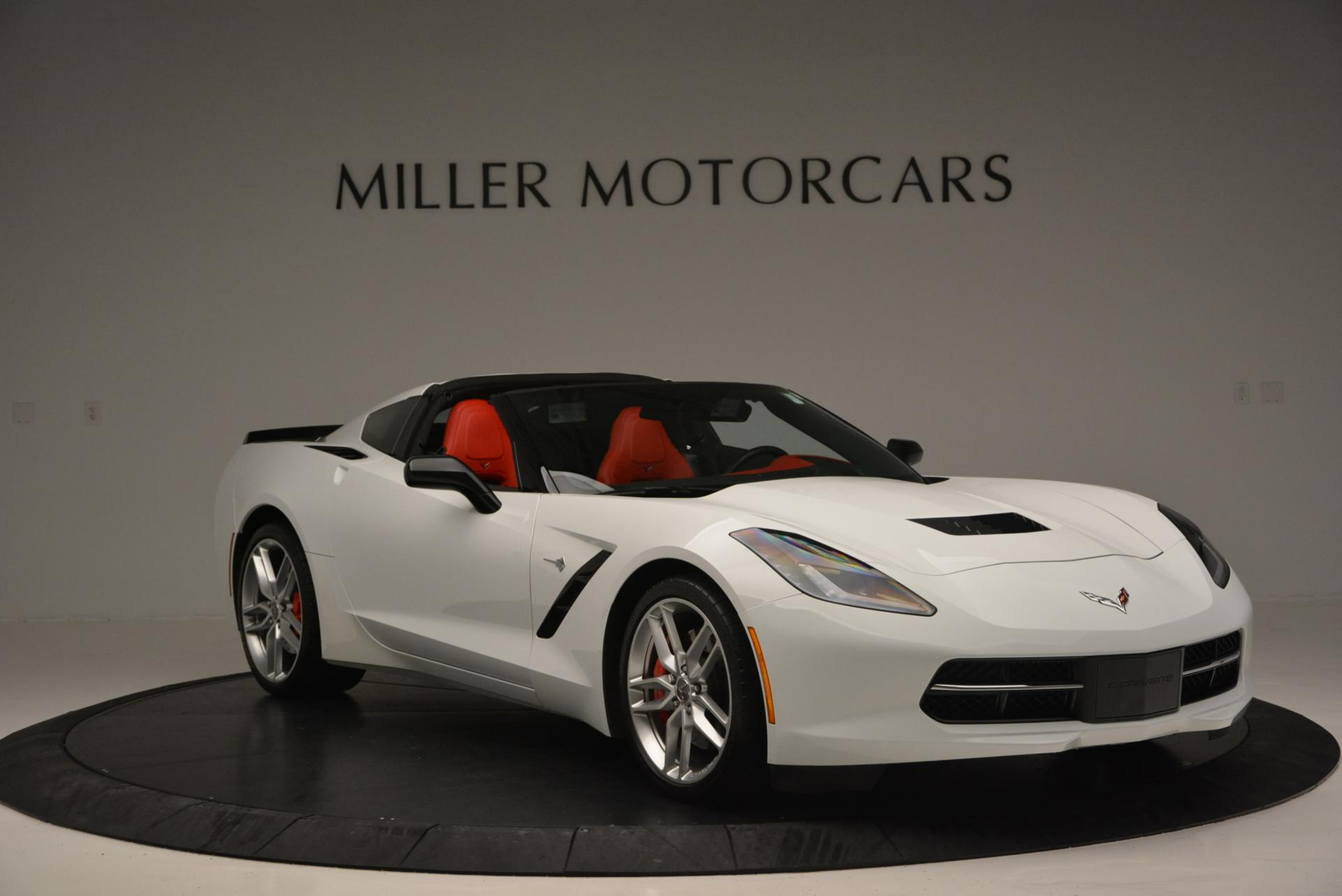 Used 2014 Chevrolet Corvette Stingray Z51 For Sale In Greenwich, CT 529_p15