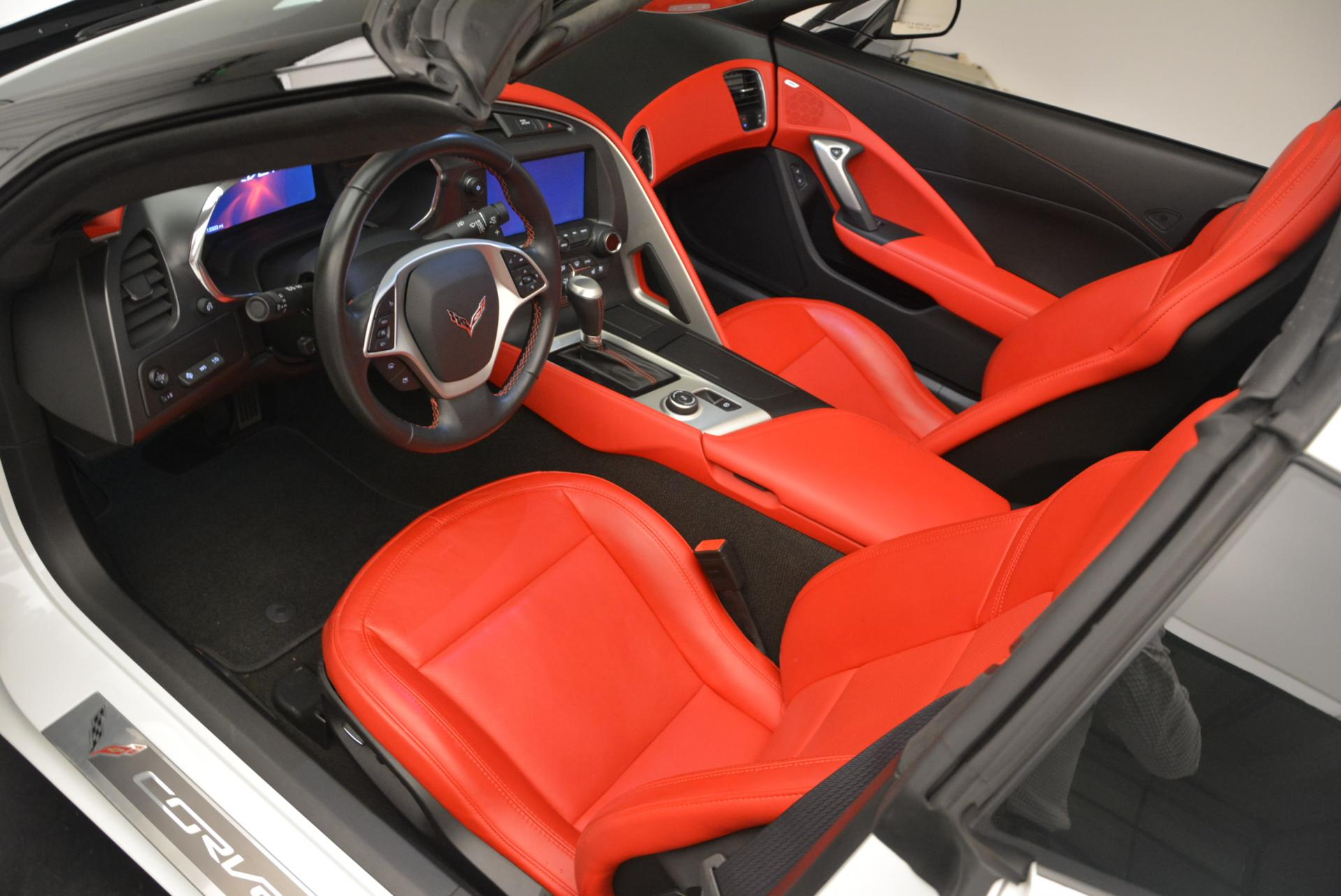 Used 2014 Chevrolet Corvette Stingray Z51 For Sale In Greenwich, CT 529_p16