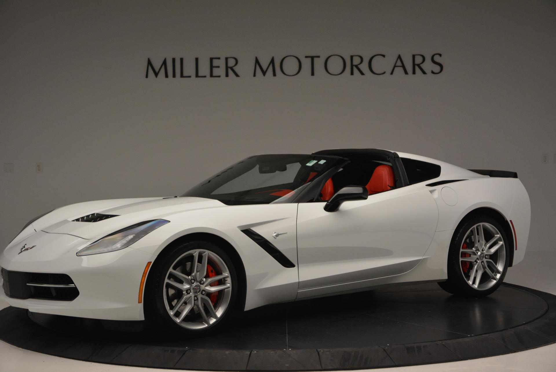 Used 2014 Chevrolet Corvette Stingray Z51 For Sale In Greenwich, CT 529_p3