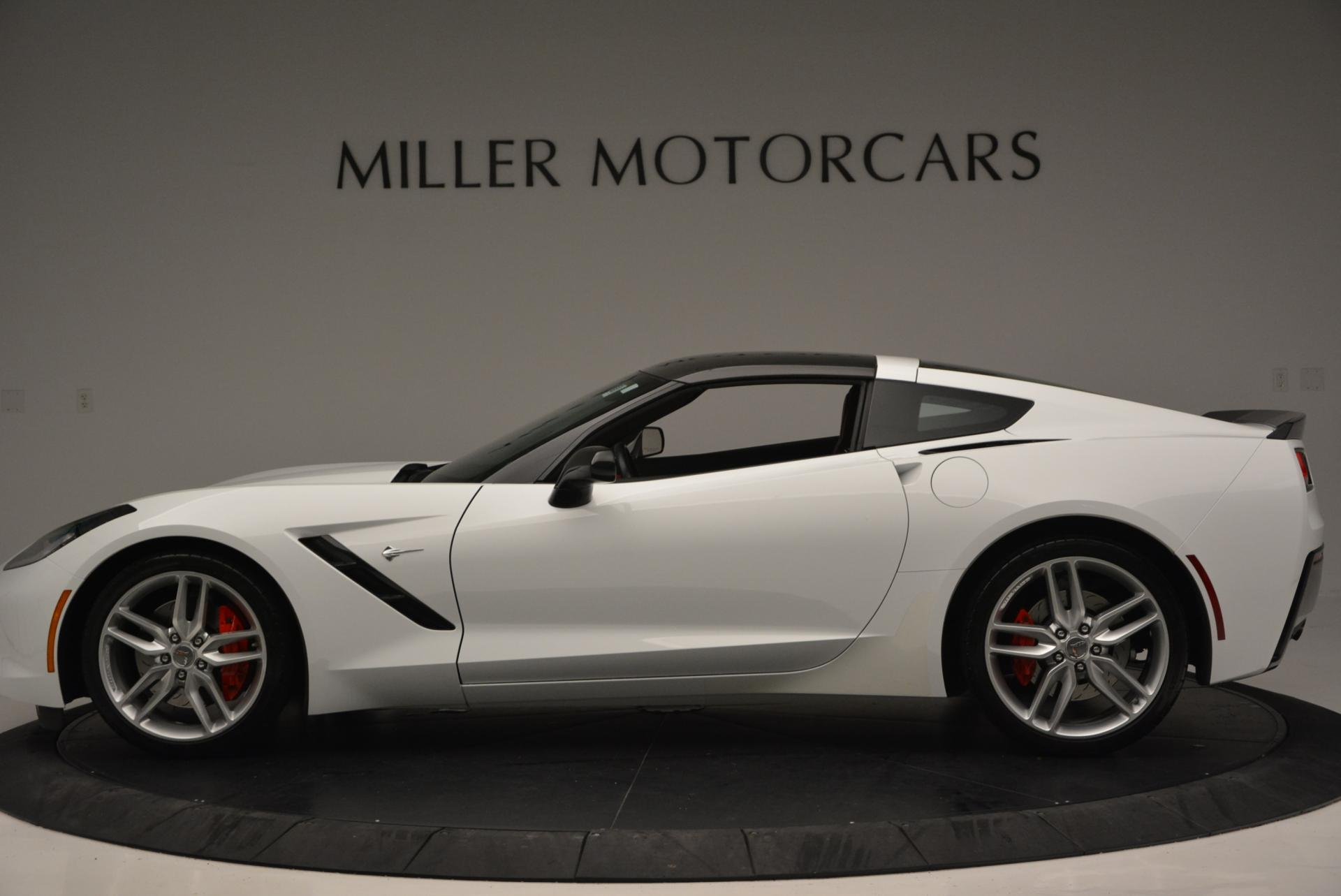 Used 2014 Chevrolet Corvette Stingray Z51 For Sale In Greenwich, CT 529_p5