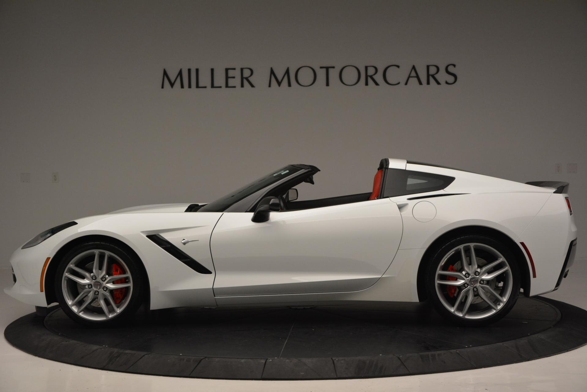 Used 2014 Chevrolet Corvette Stingray Z51 For Sale In Greenwich, CT 529_p6