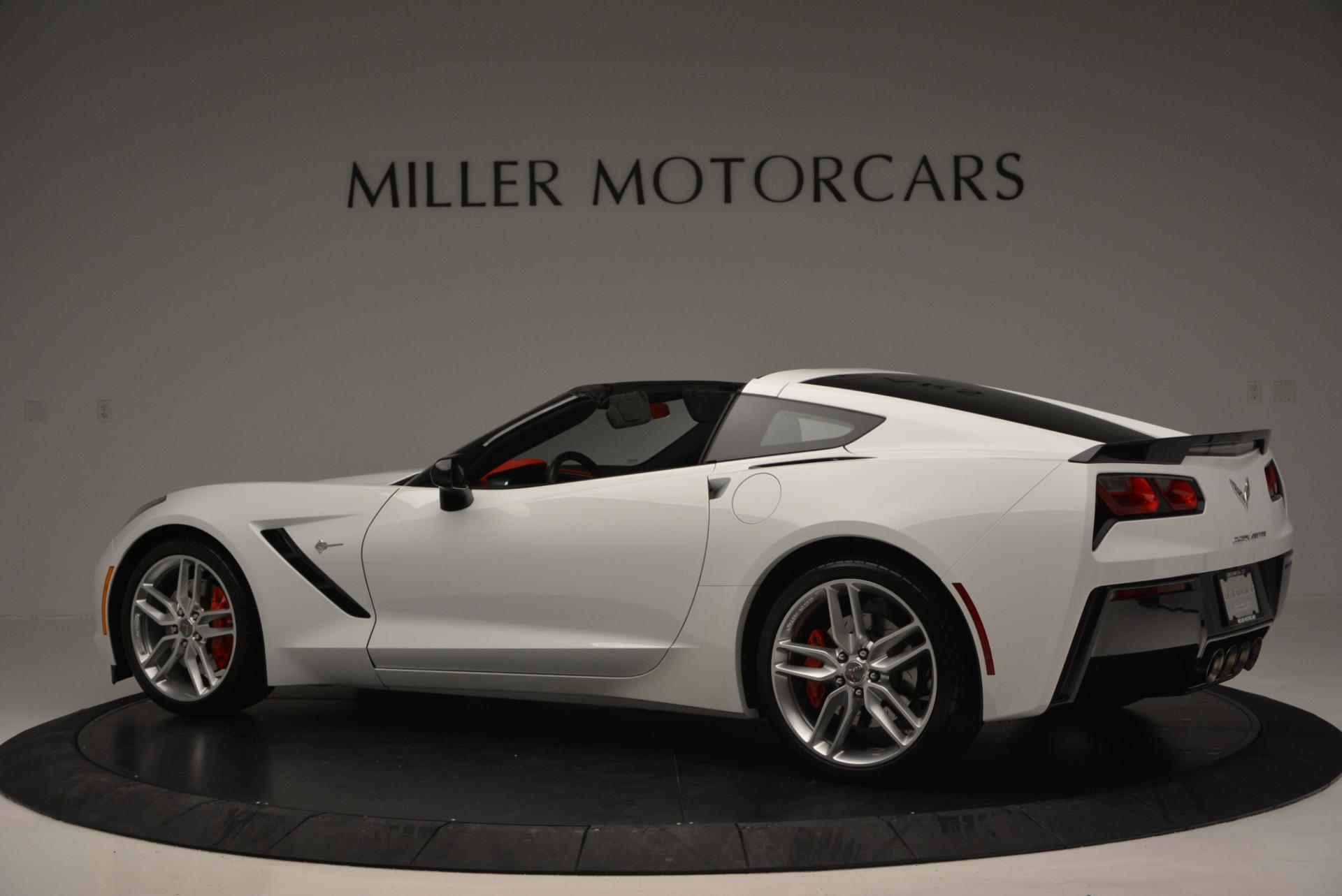 Used 2014 Chevrolet Corvette Stingray Z51 For Sale In Greenwich, CT 529_p7