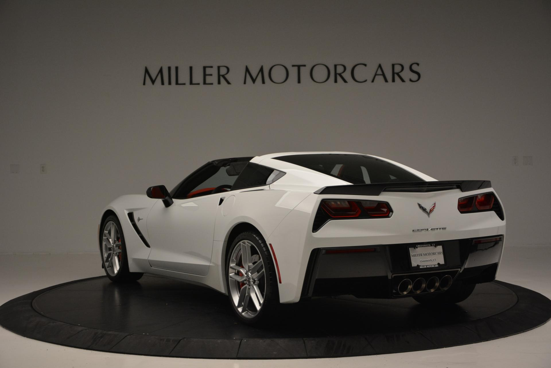 Used 2014 Chevrolet Corvette Stingray Z51 For Sale In Greenwich, CT 529_p8