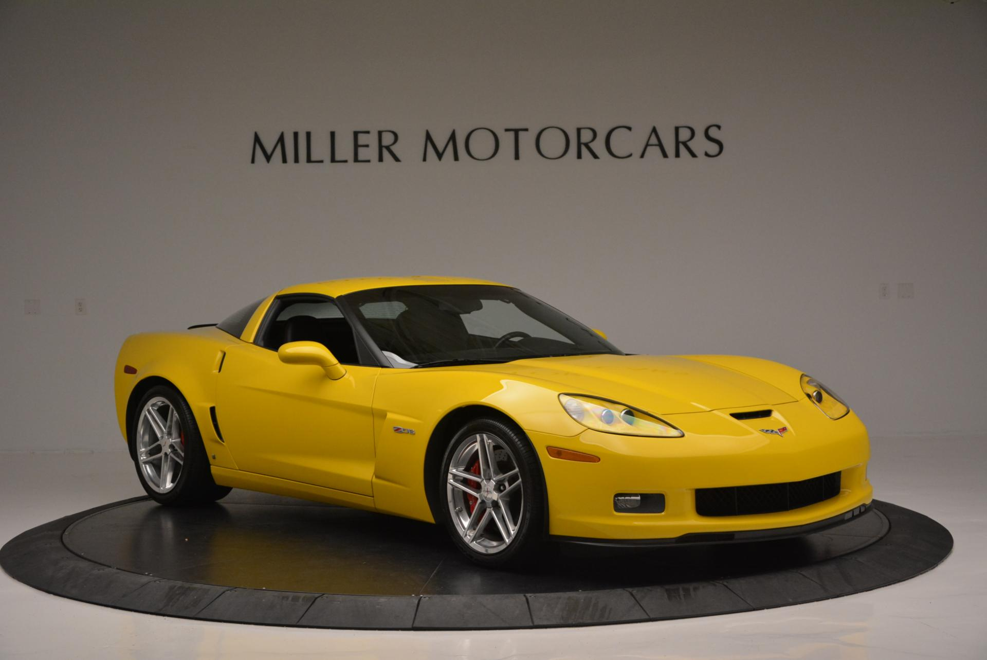 Used 2006 Chevrolet Corvette Z06 Hardtop For Sale In Greenwich, CT 530_p10