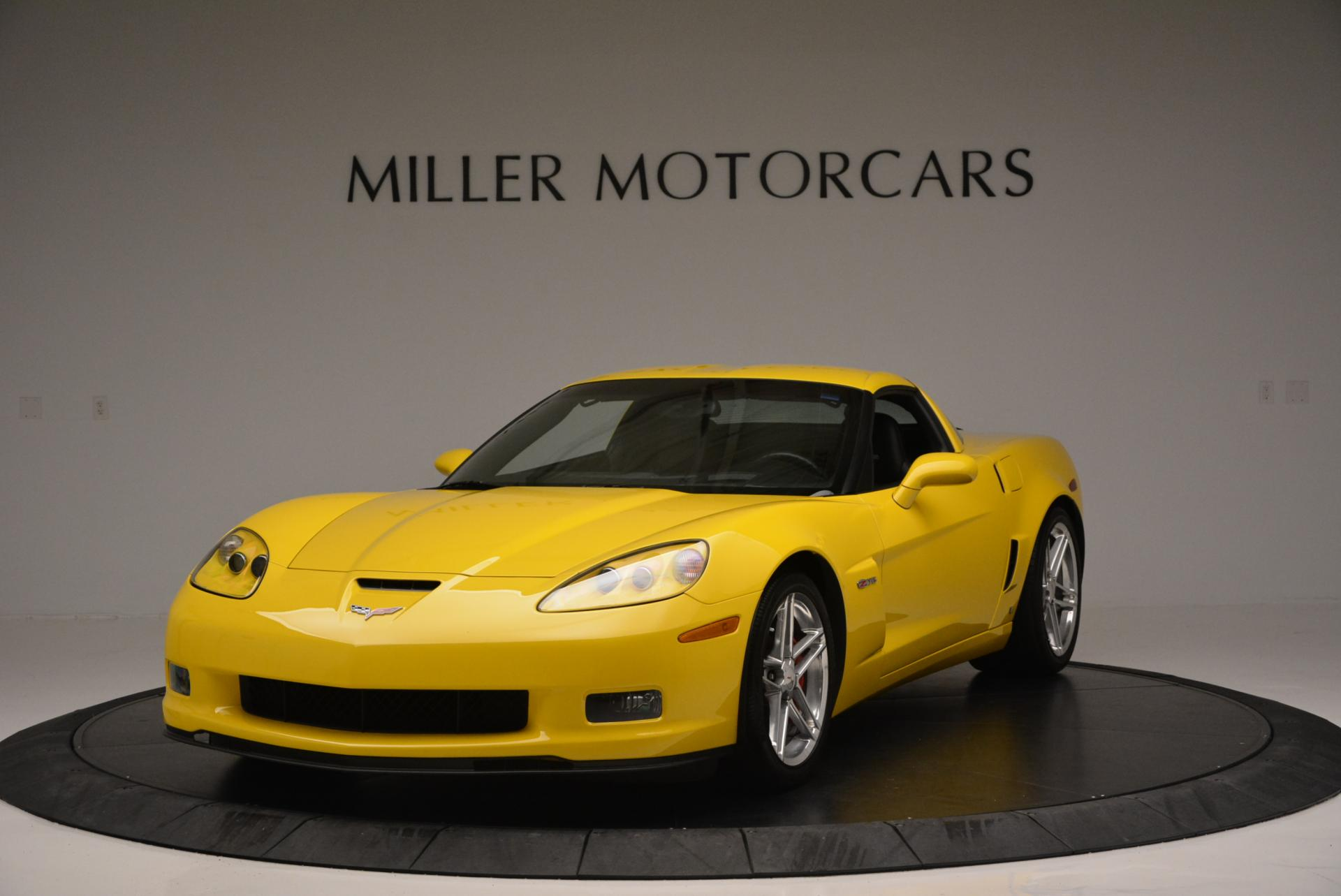Used 2006 Chevrolet Corvette Z06 Hardtop For Sale In Greenwich, CT 530_p2