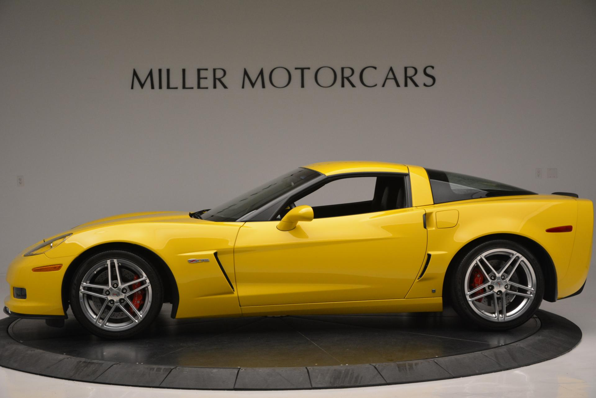 Used 2006 Chevrolet Corvette Z06 Hardtop For Sale In Greenwich, CT 530_p3