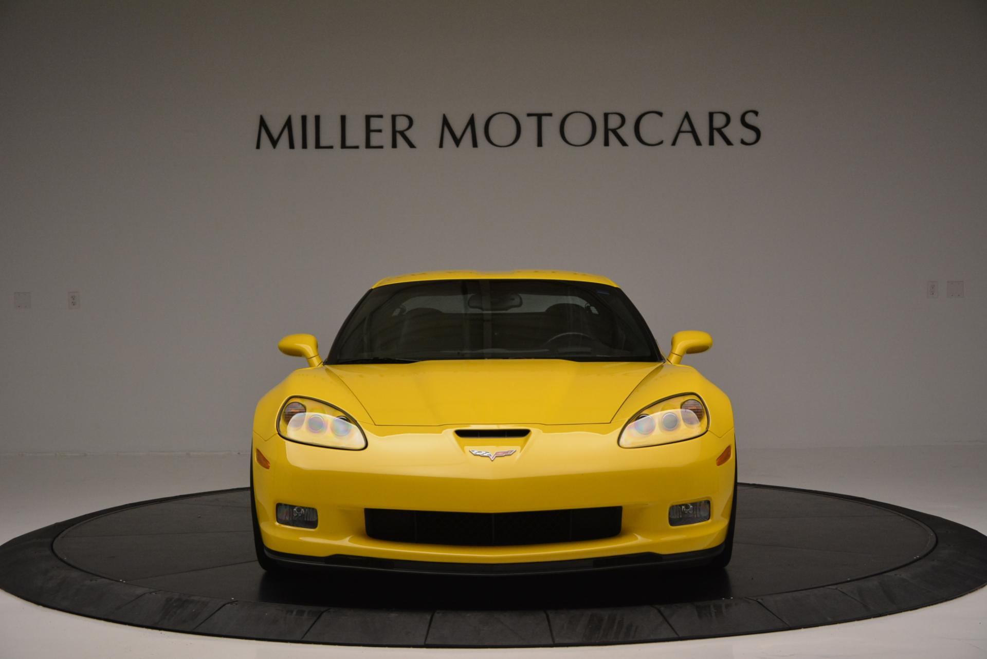 Used 2006 Chevrolet Corvette Z06 Hardtop For Sale In Greenwich, CT 530_p5