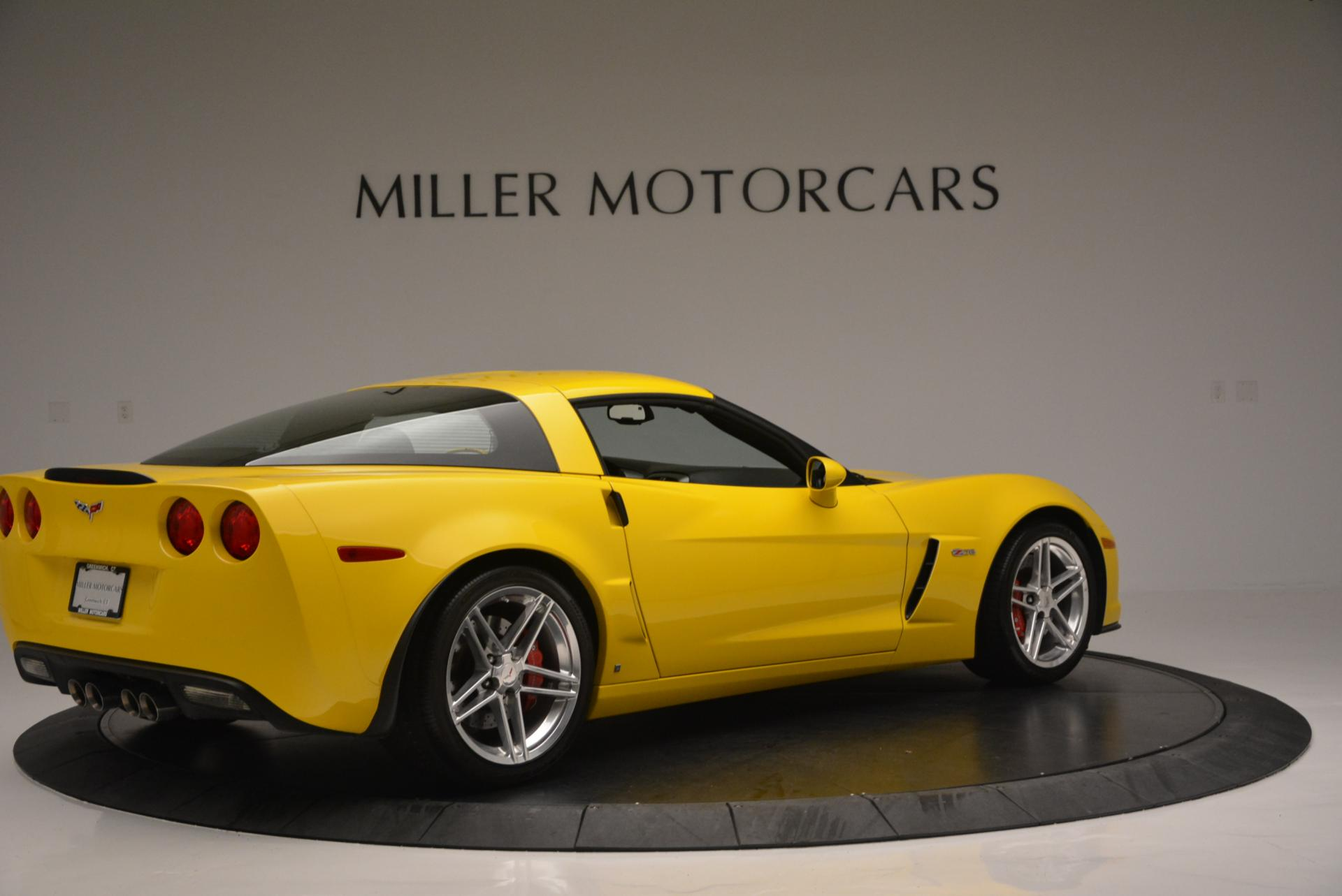 Used 2006 Chevrolet Corvette Z06 Hardtop For Sale In Greenwich, CT 530_p7