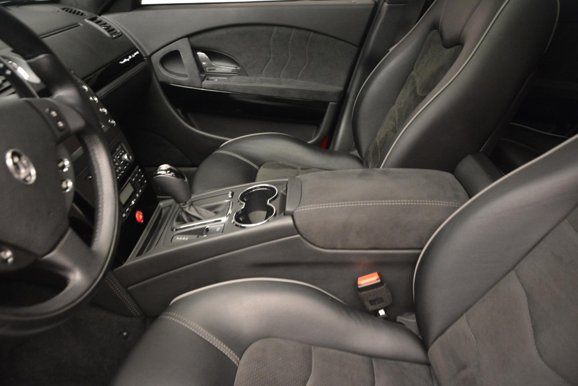 Used 2011 Maserati Quattroporte Sport GT S For Sale In Greenwich, CT 531_p15