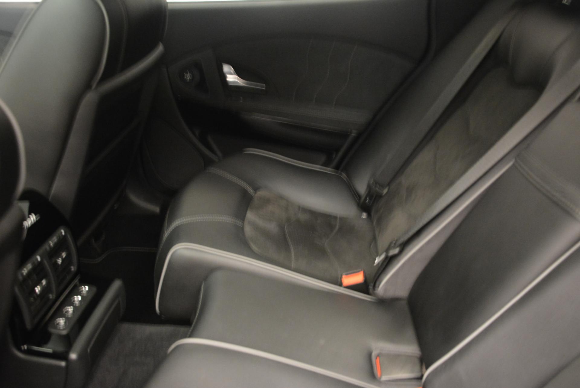 Used 2011 Maserati Quattroporte Sport GT S For Sale In Greenwich, CT 531_p19