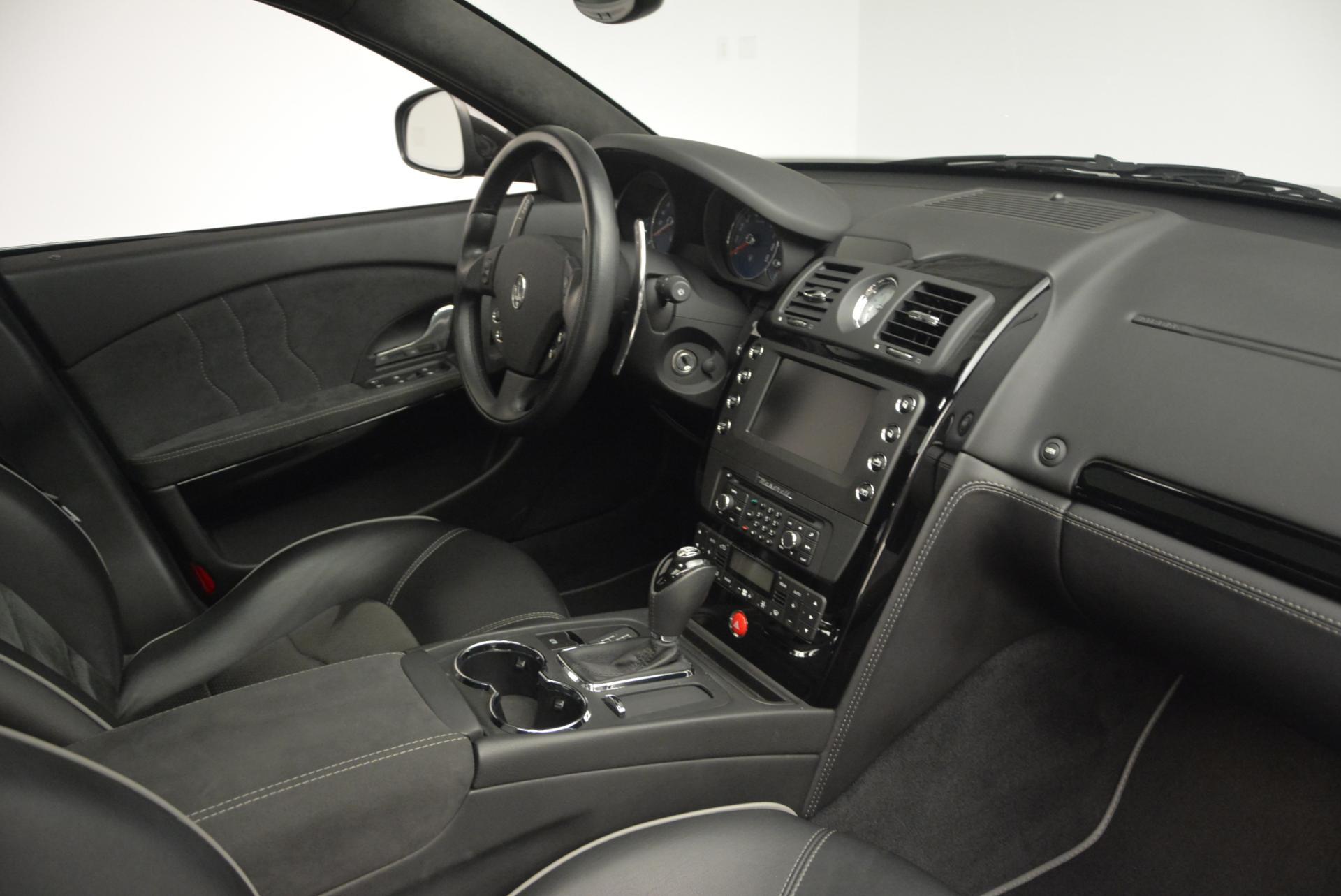 Used 2011 Maserati Quattroporte Sport GT S For Sale In Greenwich, CT 531_p22