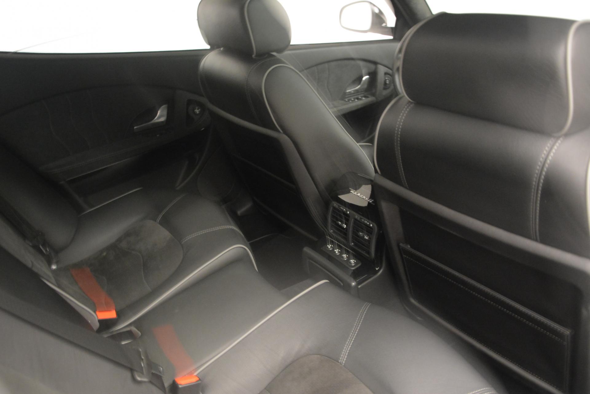 Used 2011 Maserati Quattroporte Sport GT S For Sale In Greenwich, CT 531_p26